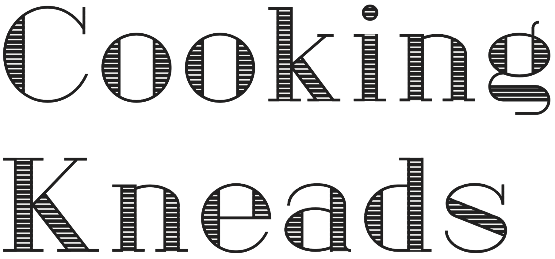 Cooking Kneads Logo