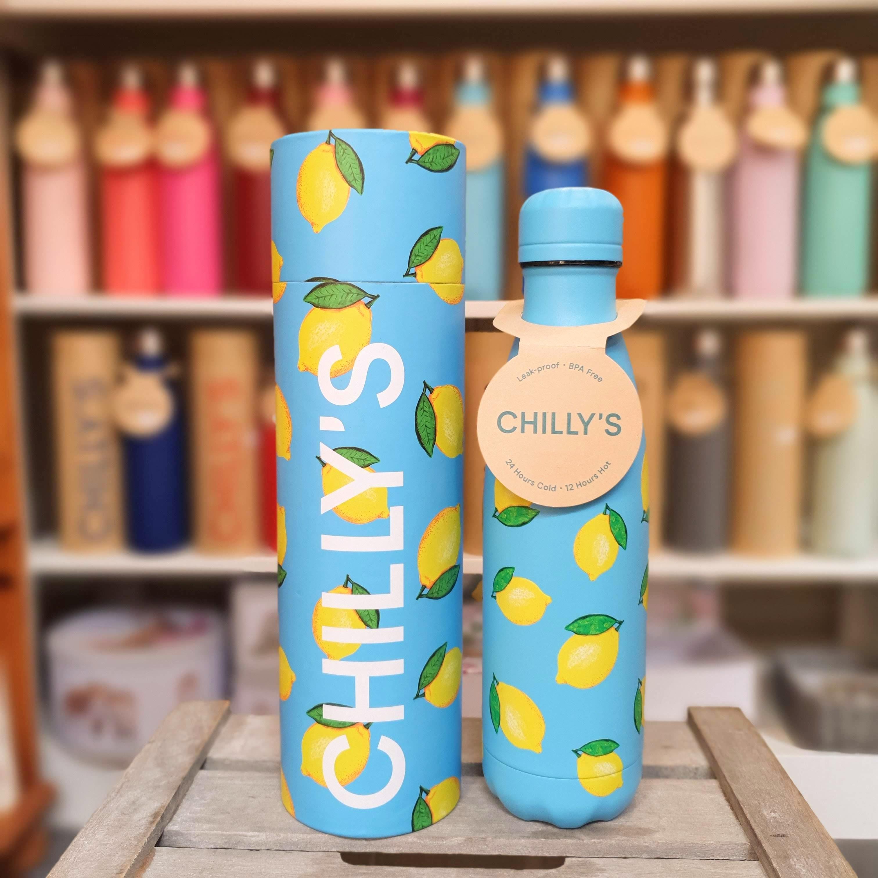 Lemon Chilly's Bottle