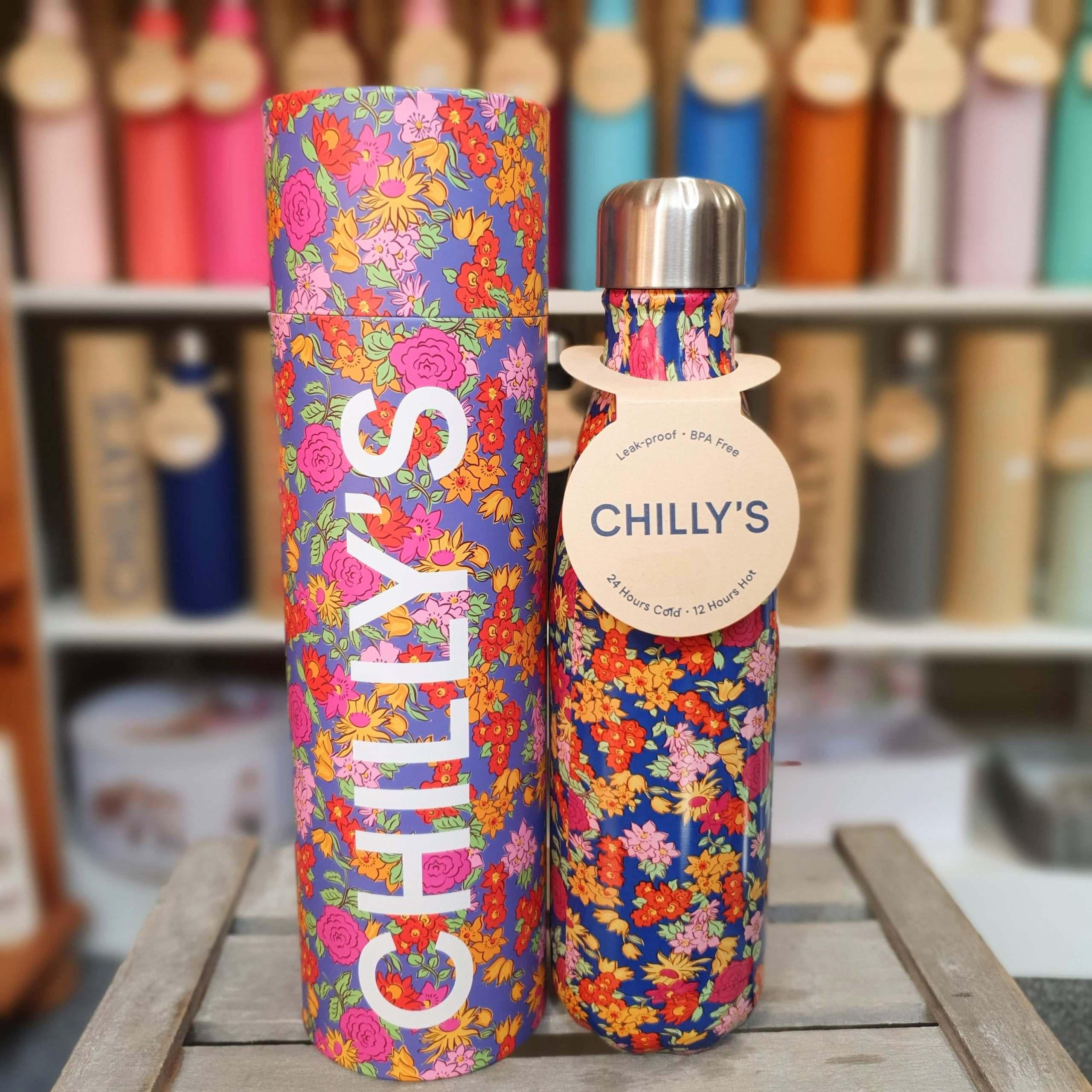 Wild Rose Chilly's Bottle