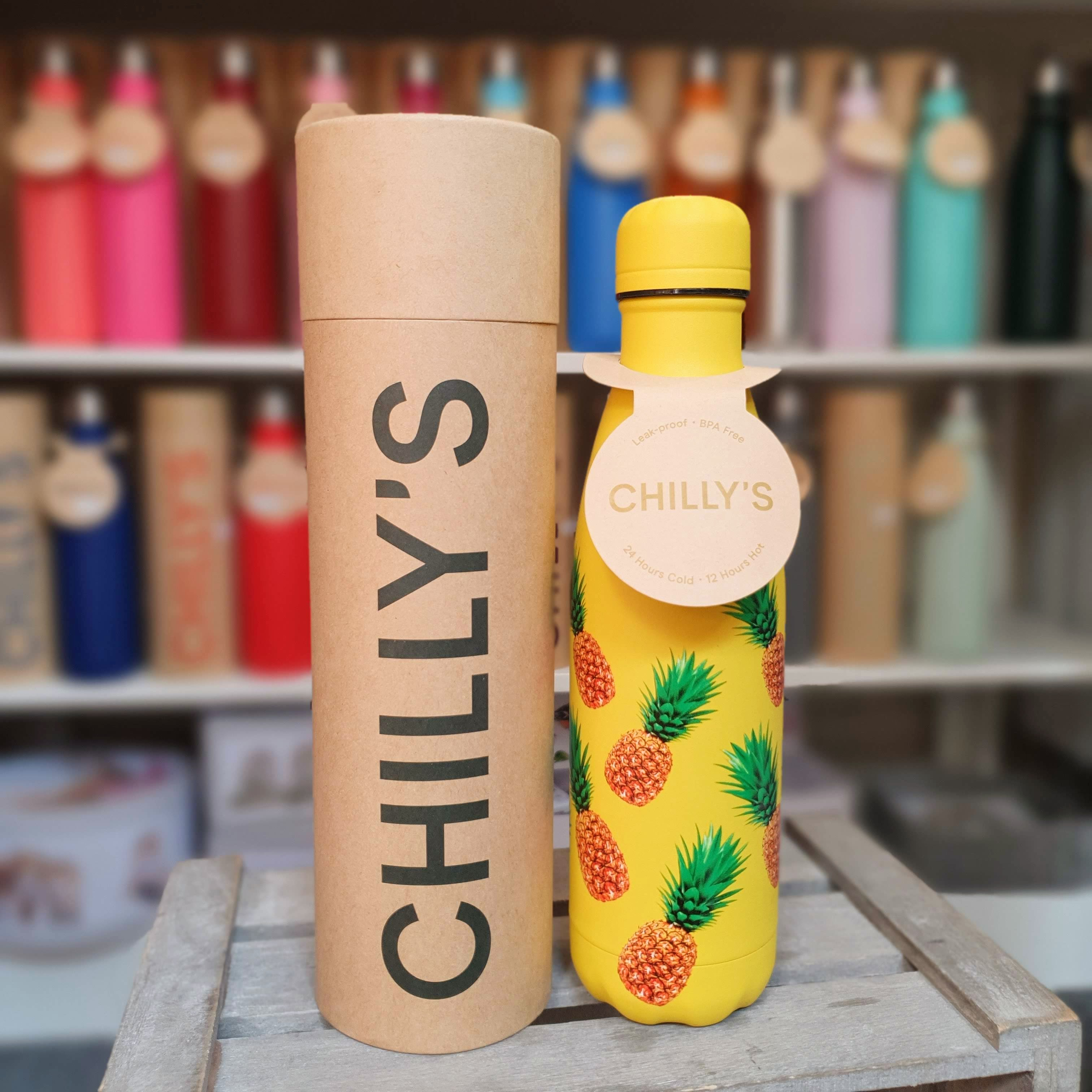 Pineapple Chilly's Bottle
