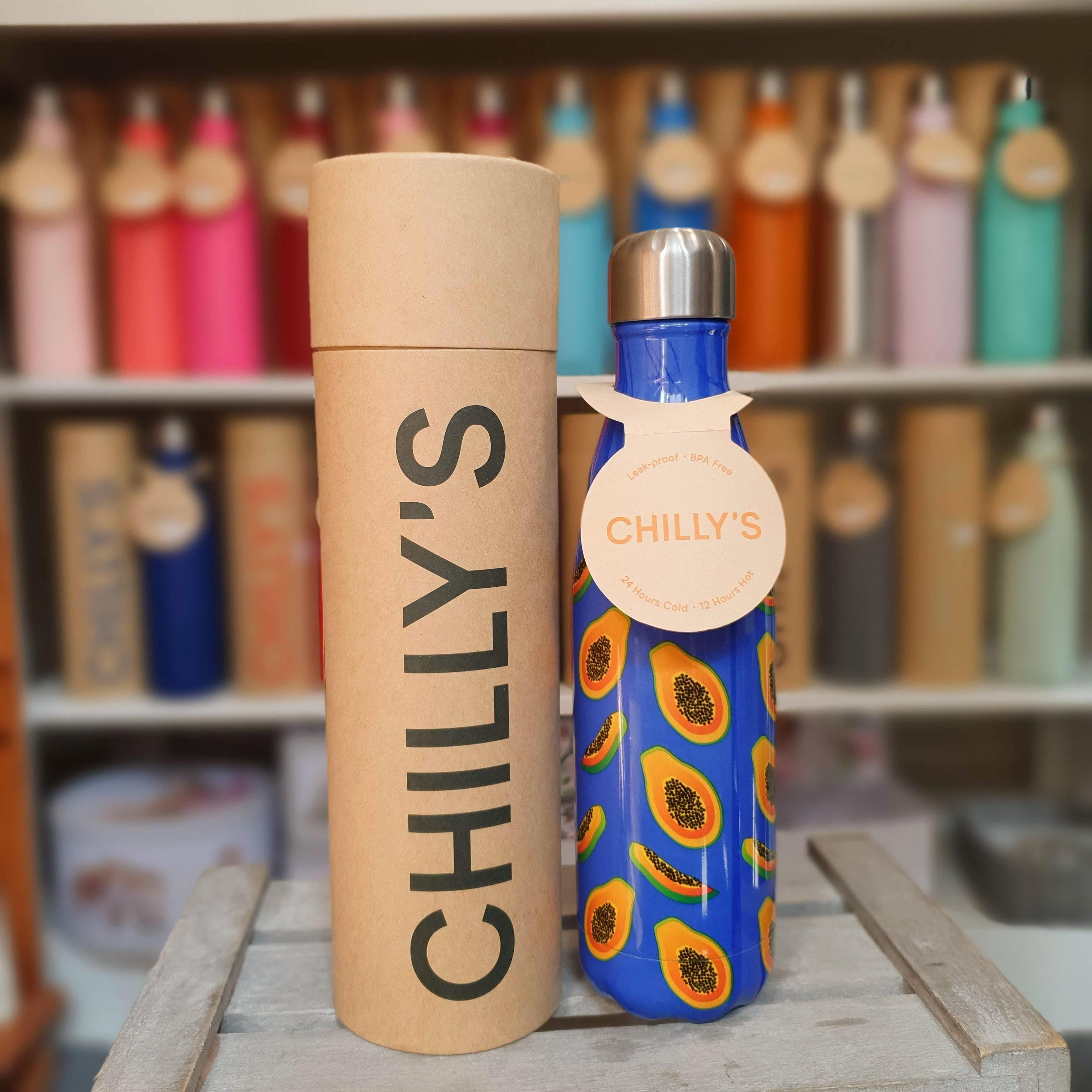 Papaya Chilly's Bottle