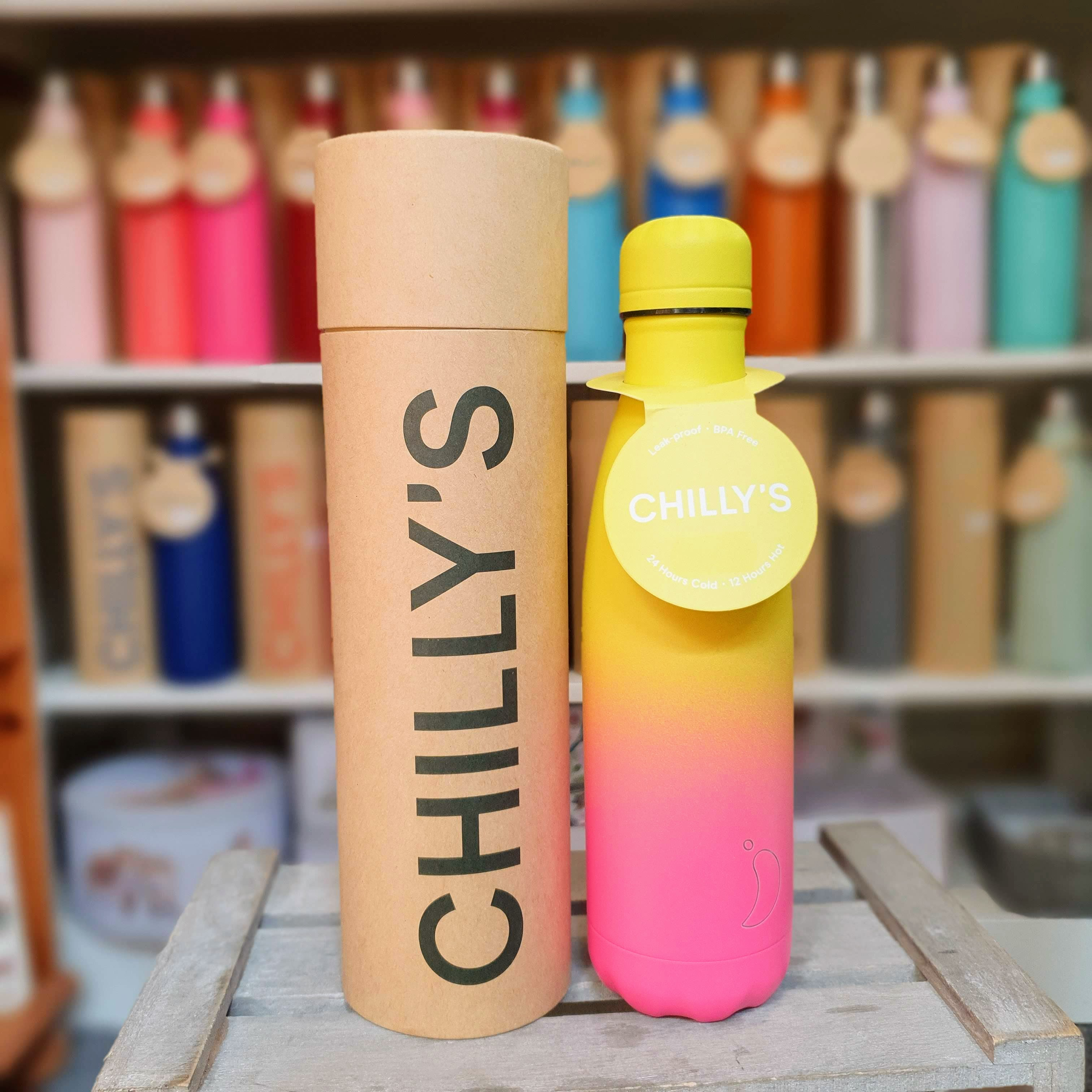 Neon Chilly's Bottle