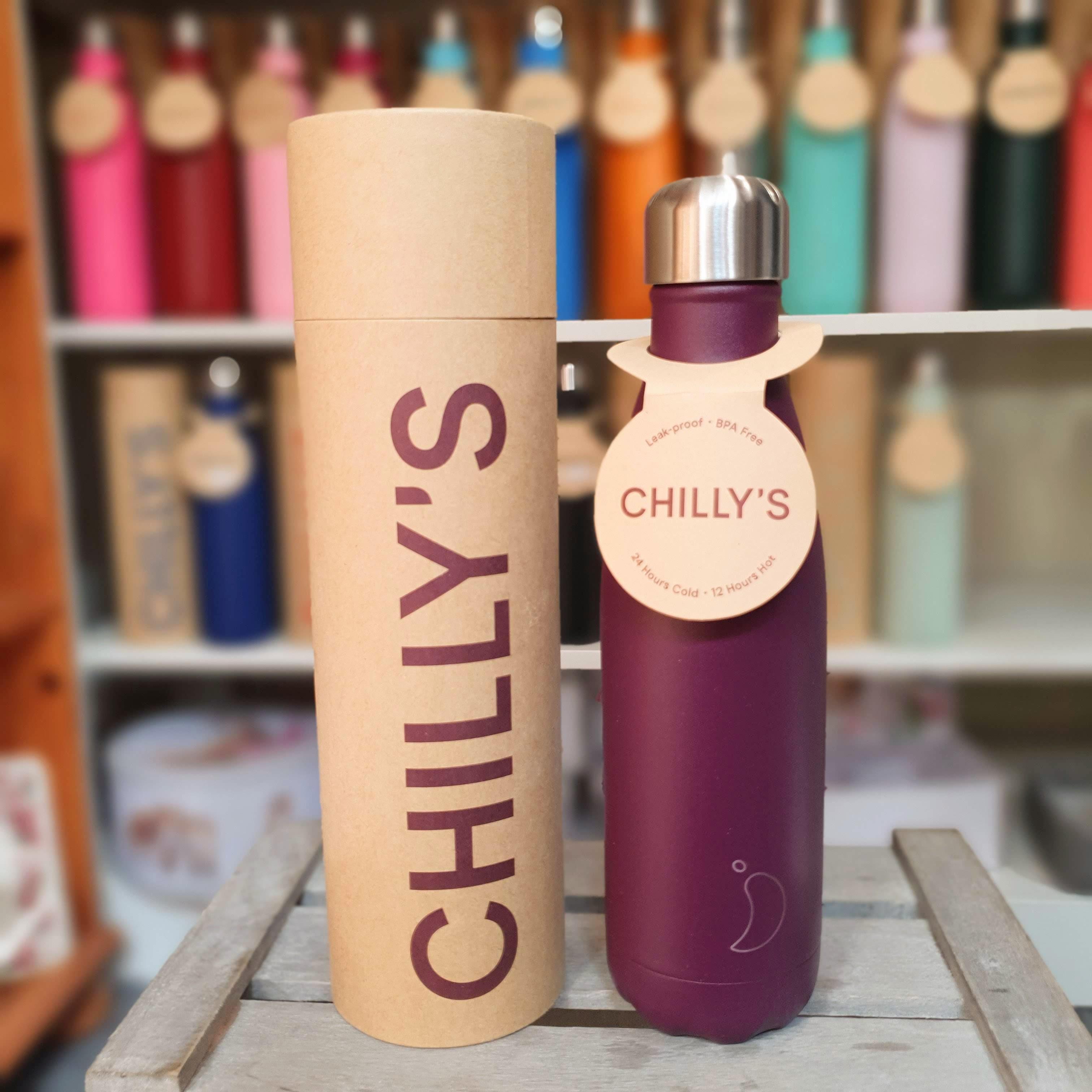 Purple Chilly's Bottle