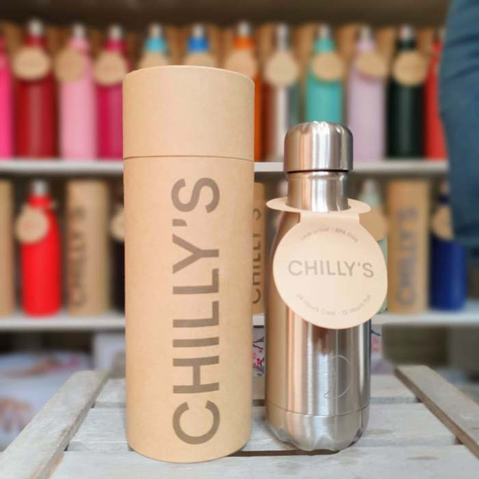 Small Stainless Steel Chilly's Bottle