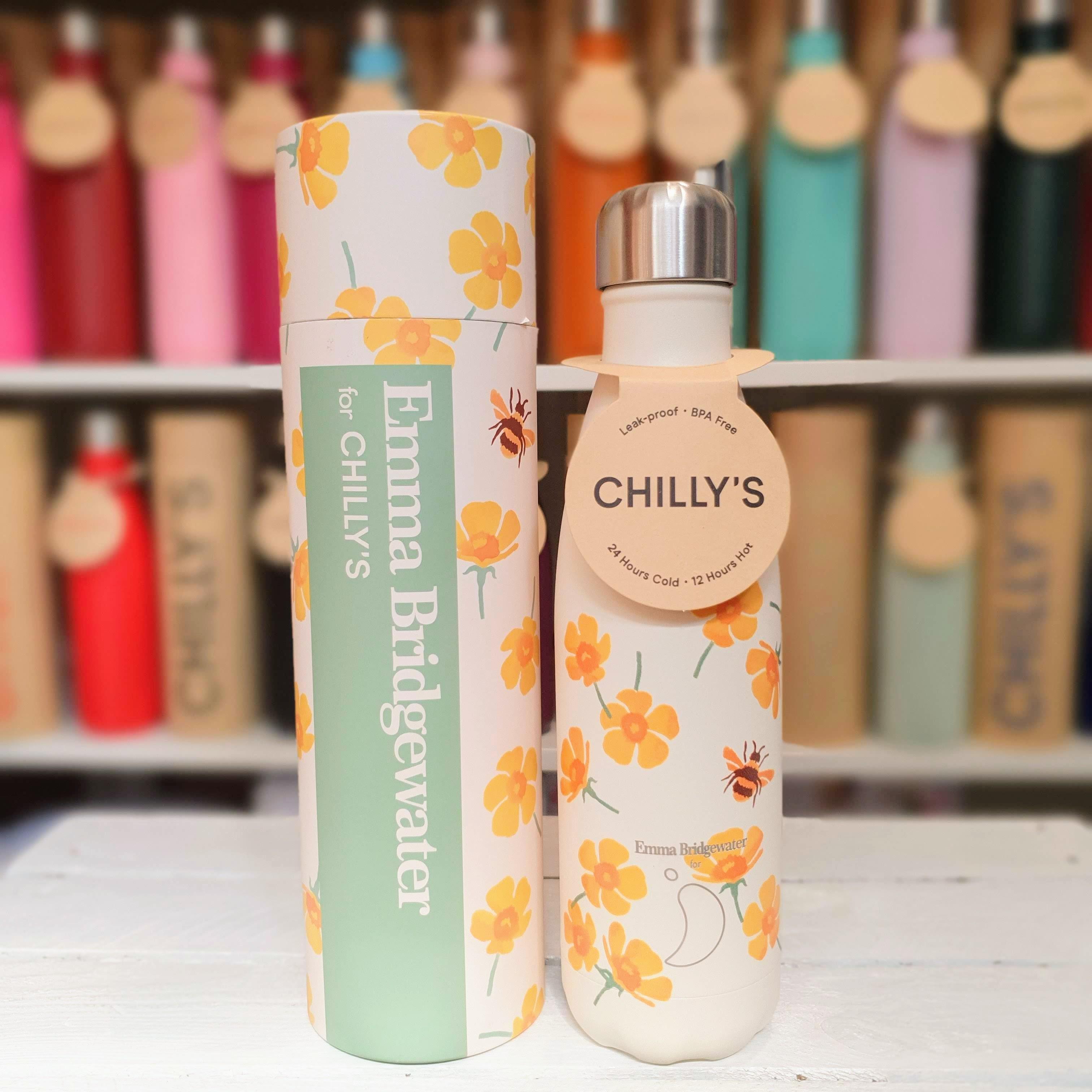 Buttercup Emma Bridgewater Chilly's Bottle