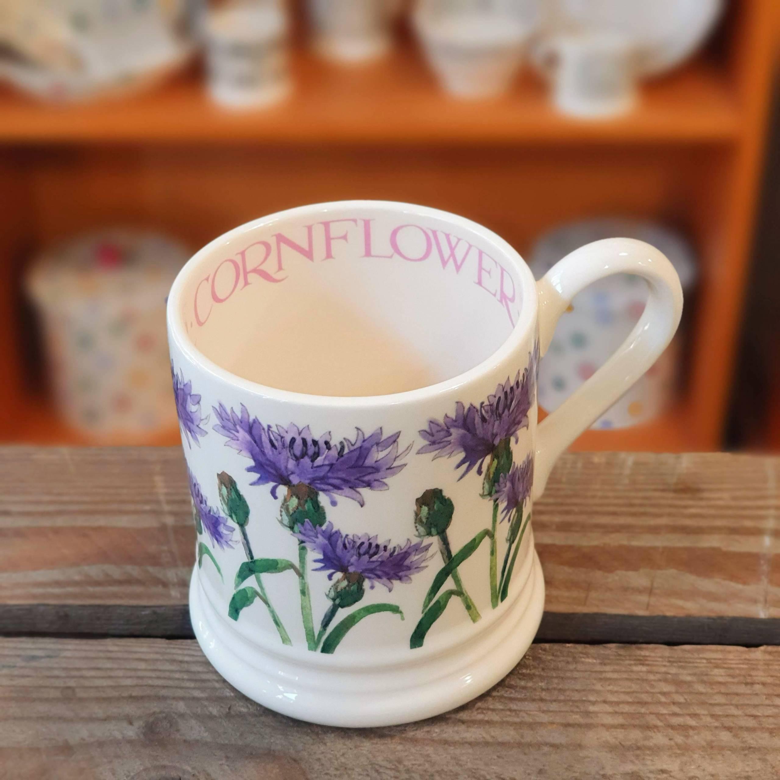 emma bridgewater cornflower mug
