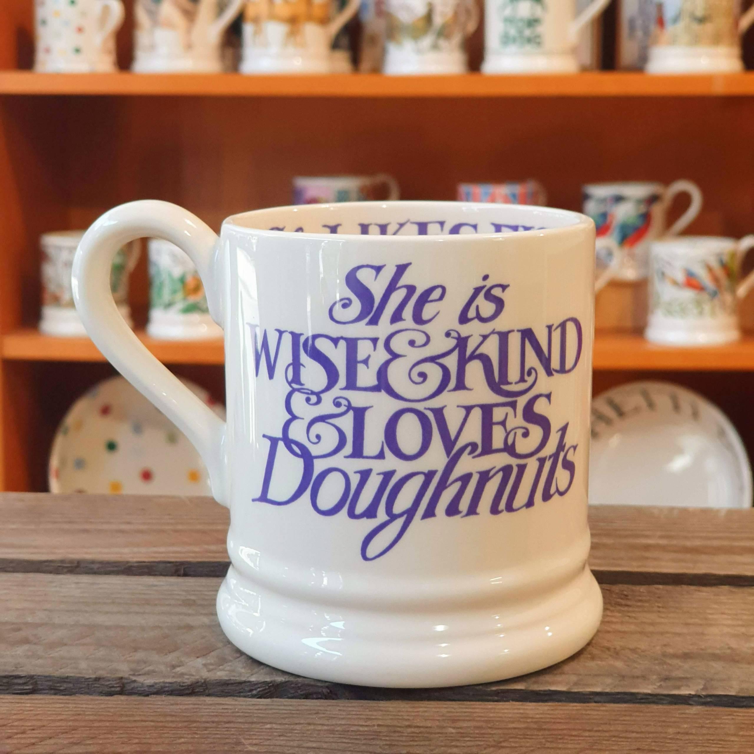 emma bridgewater mum is beautiful 2 mug