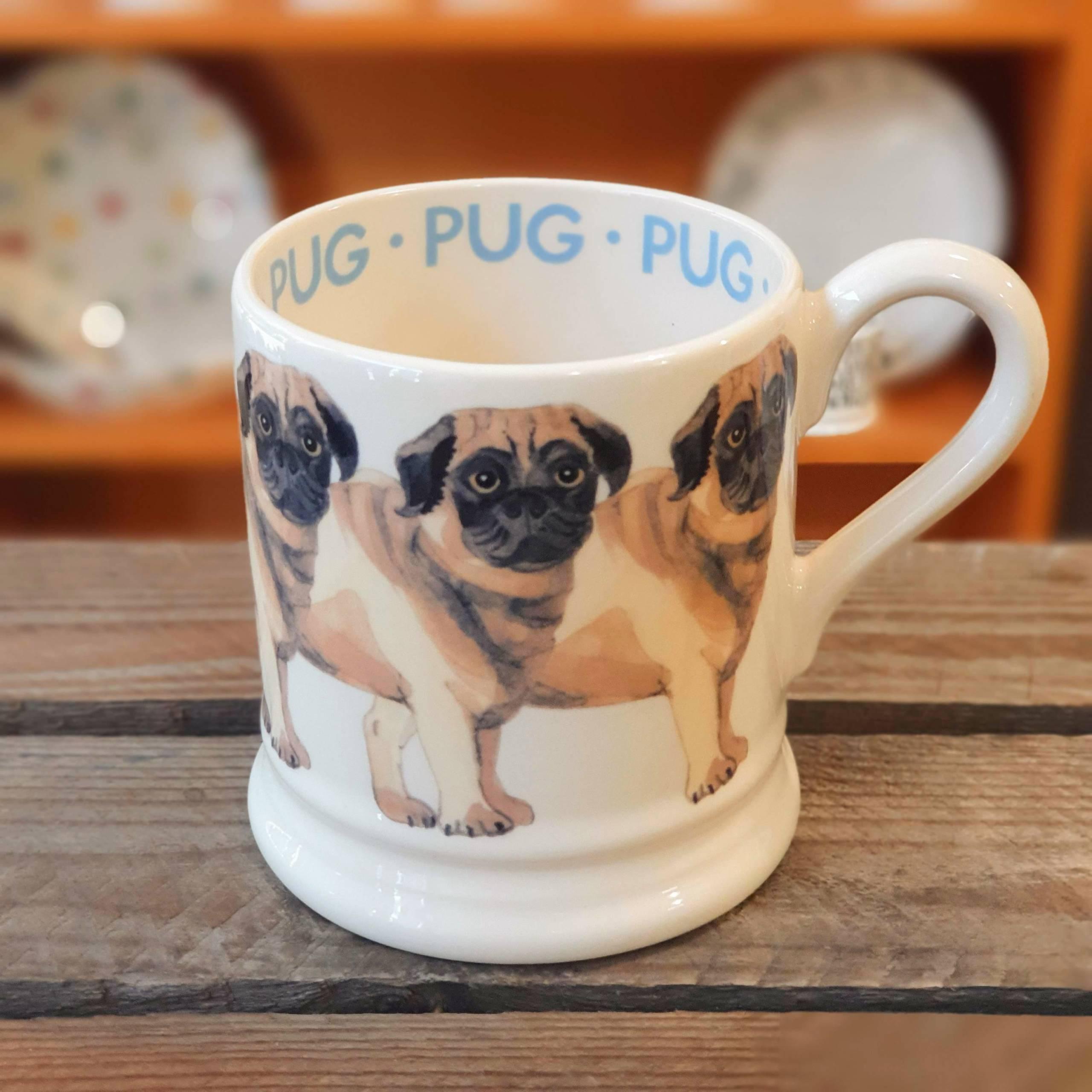 emma bridgewater pug mug