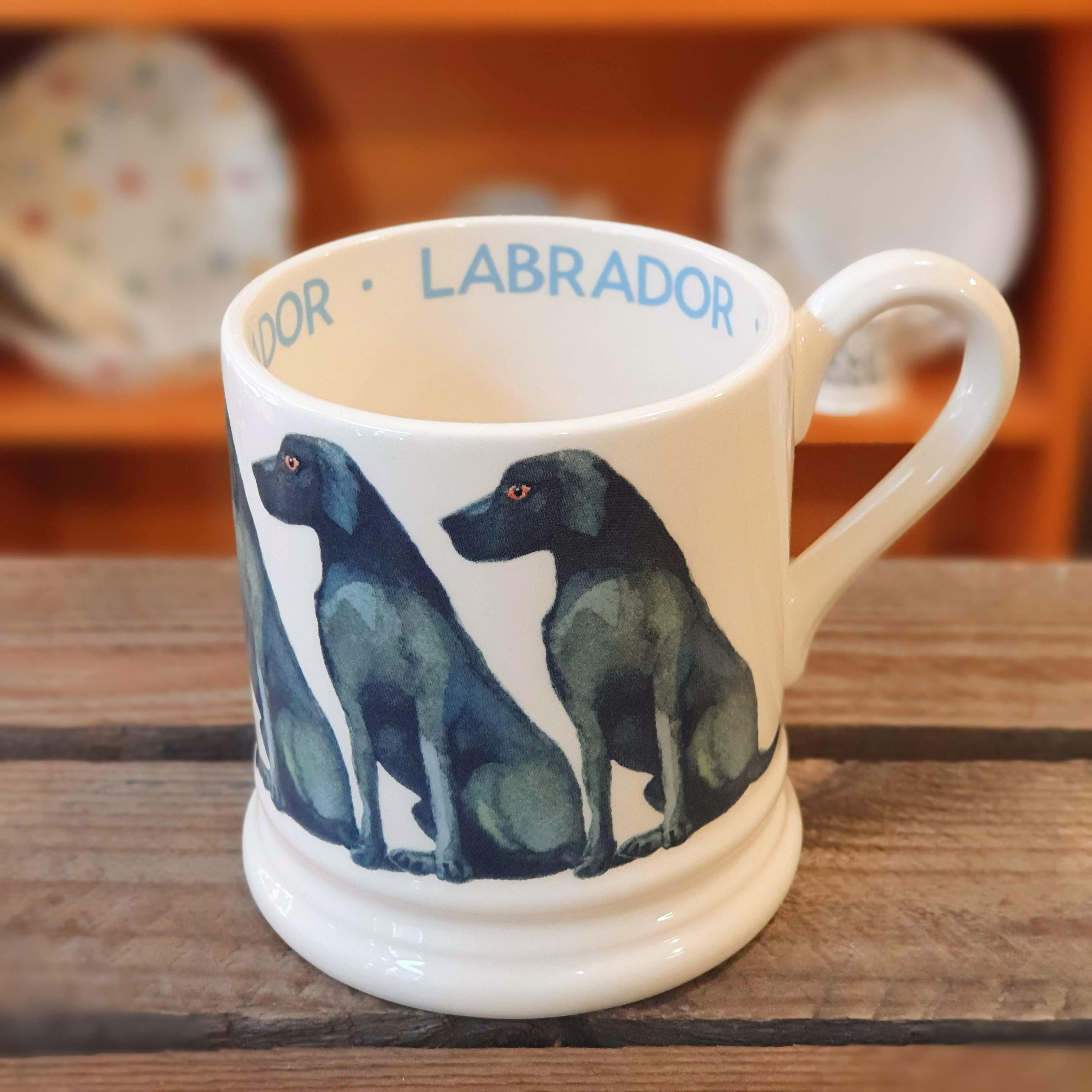 emma bridgewater labrador mug