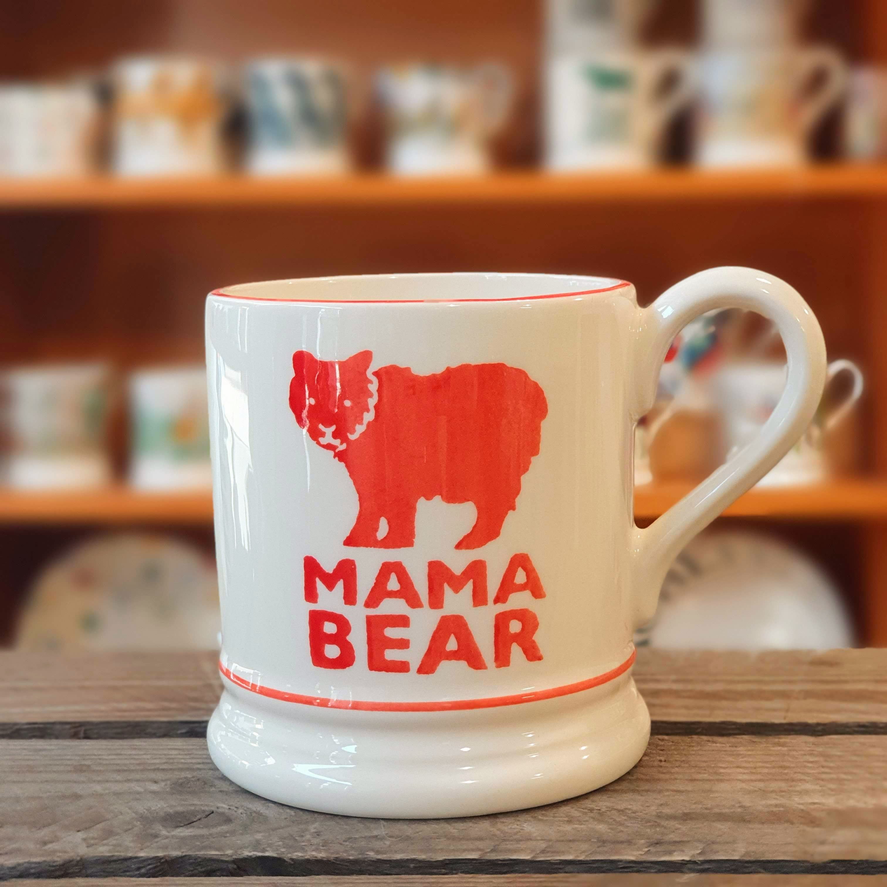 emma bridgewater mam bear mug
