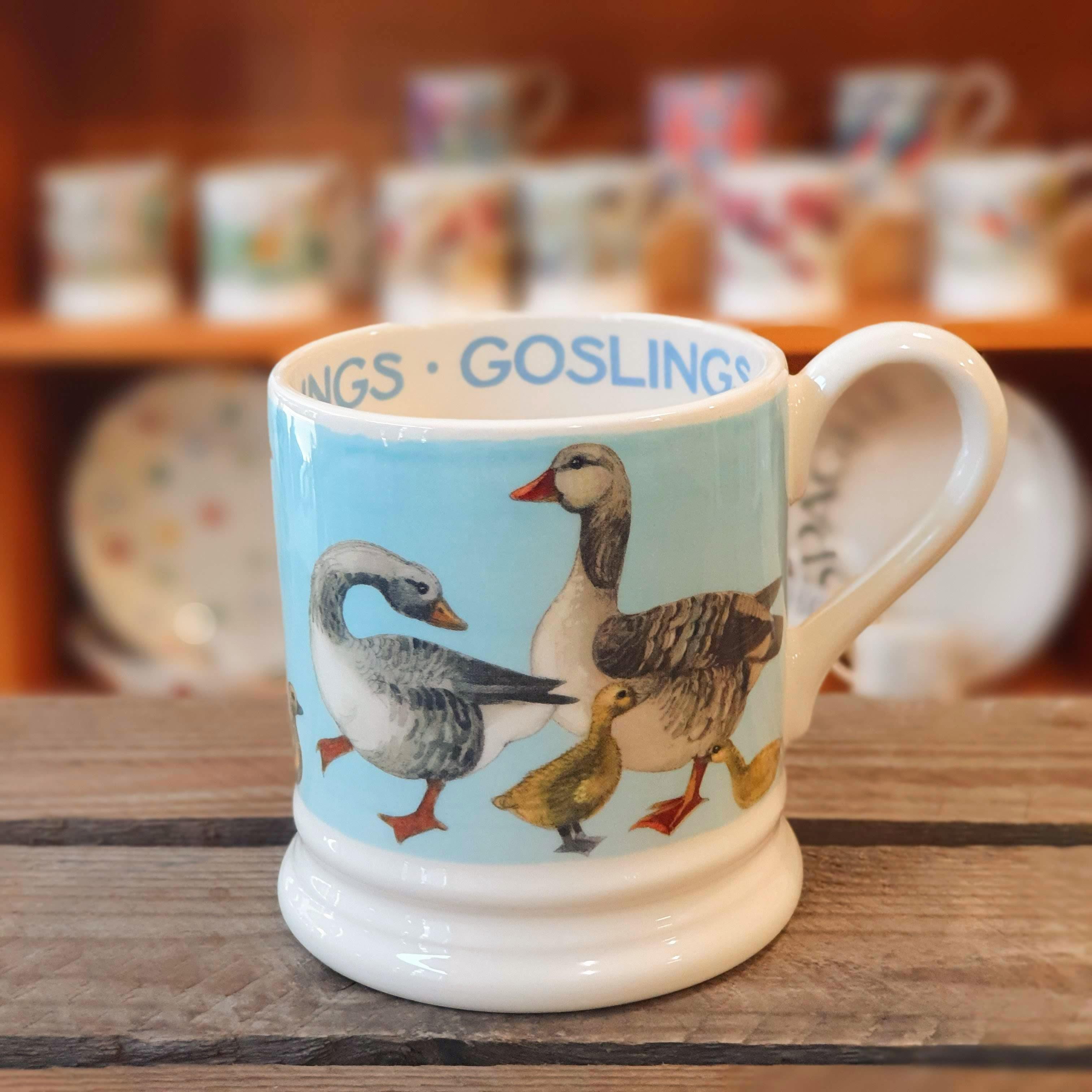emma bridgewater goslings mug