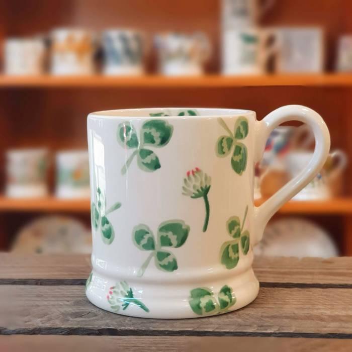 emma bridgewater clover mug