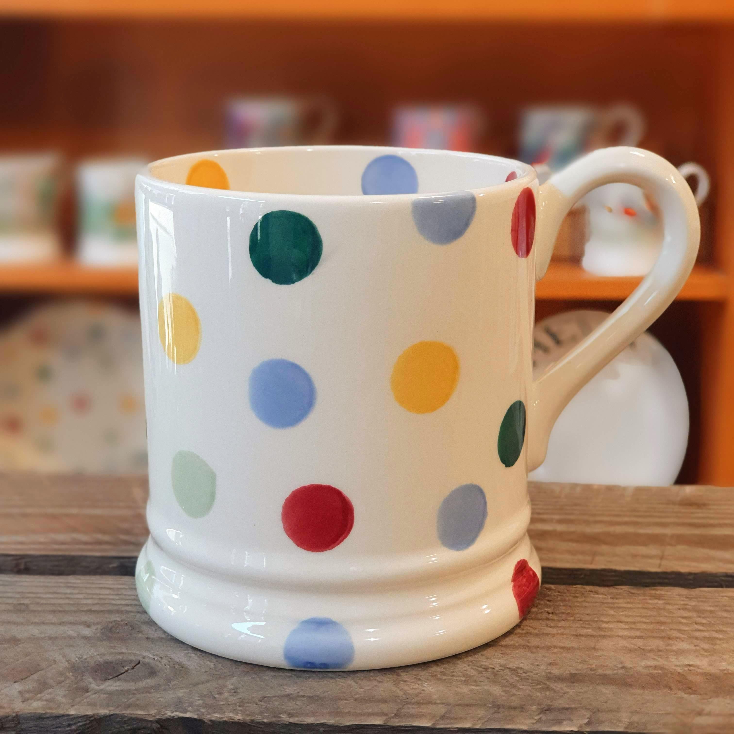 emma bridgewater polka dot mug