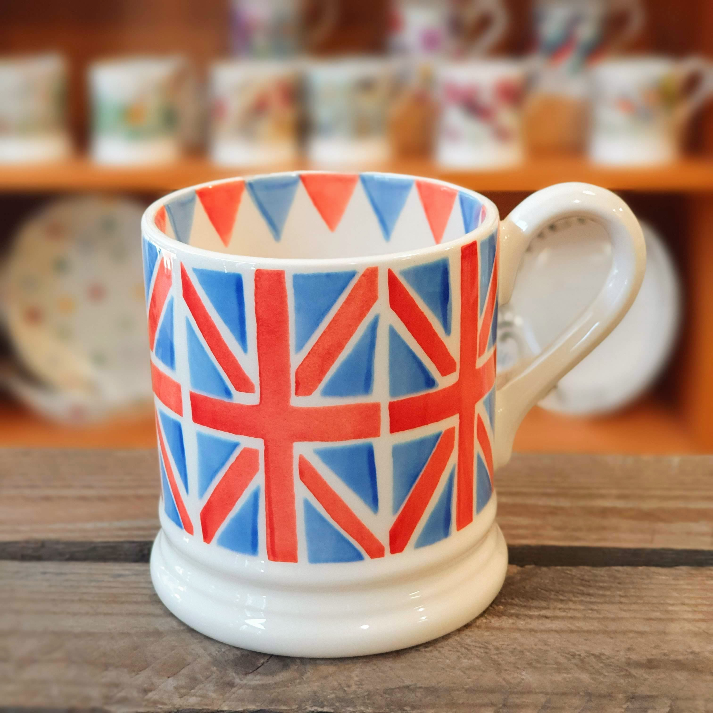 emma bridgewater british union jack mug