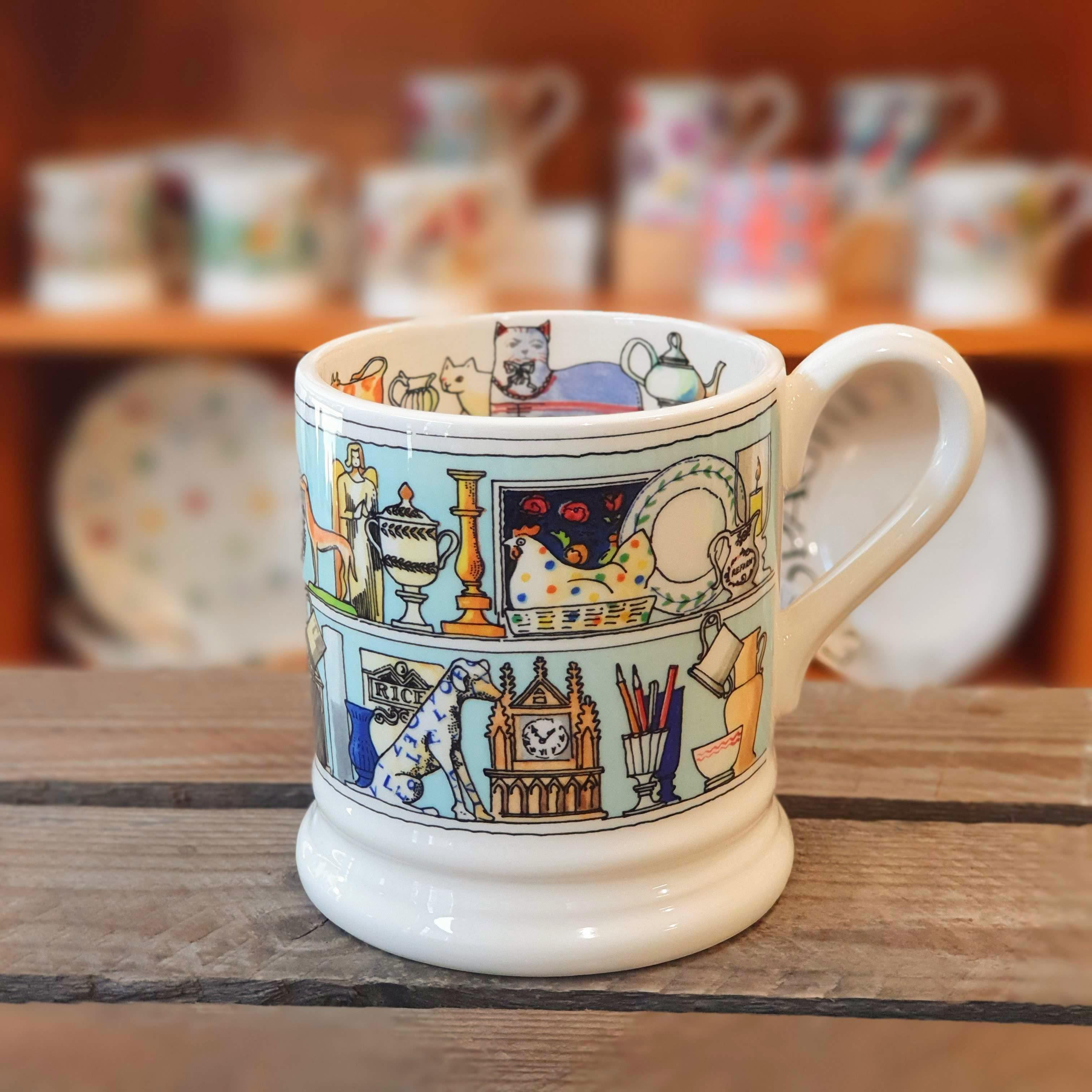 emma bridgewater ornaments mug