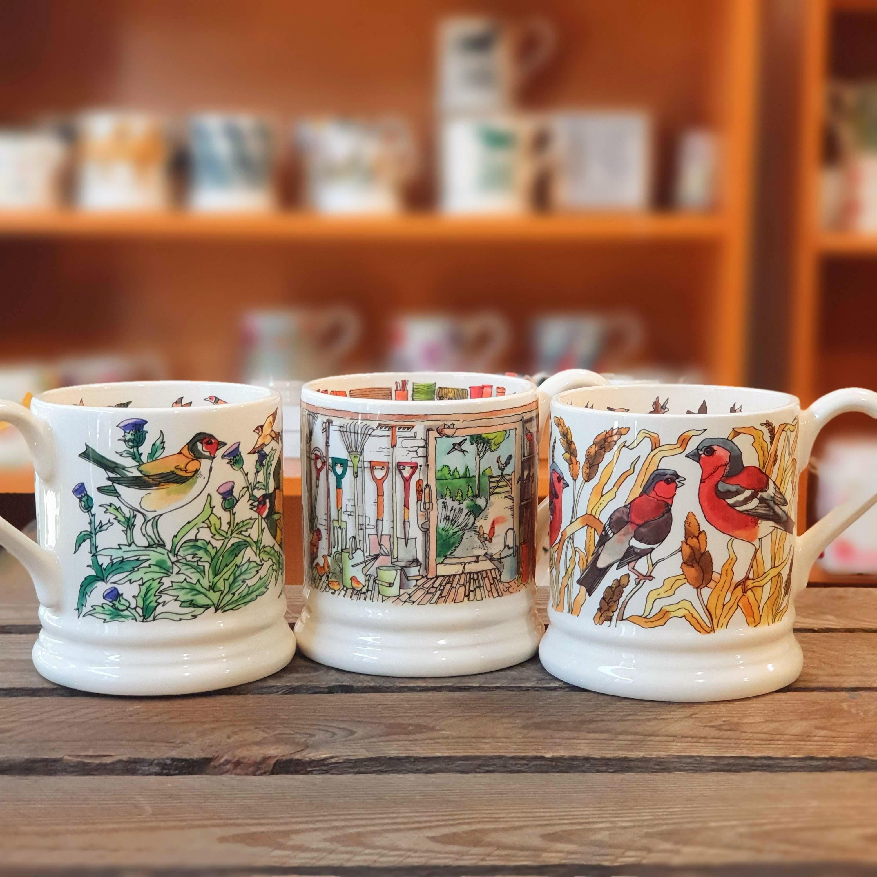 emma bridgewater 3 mug set