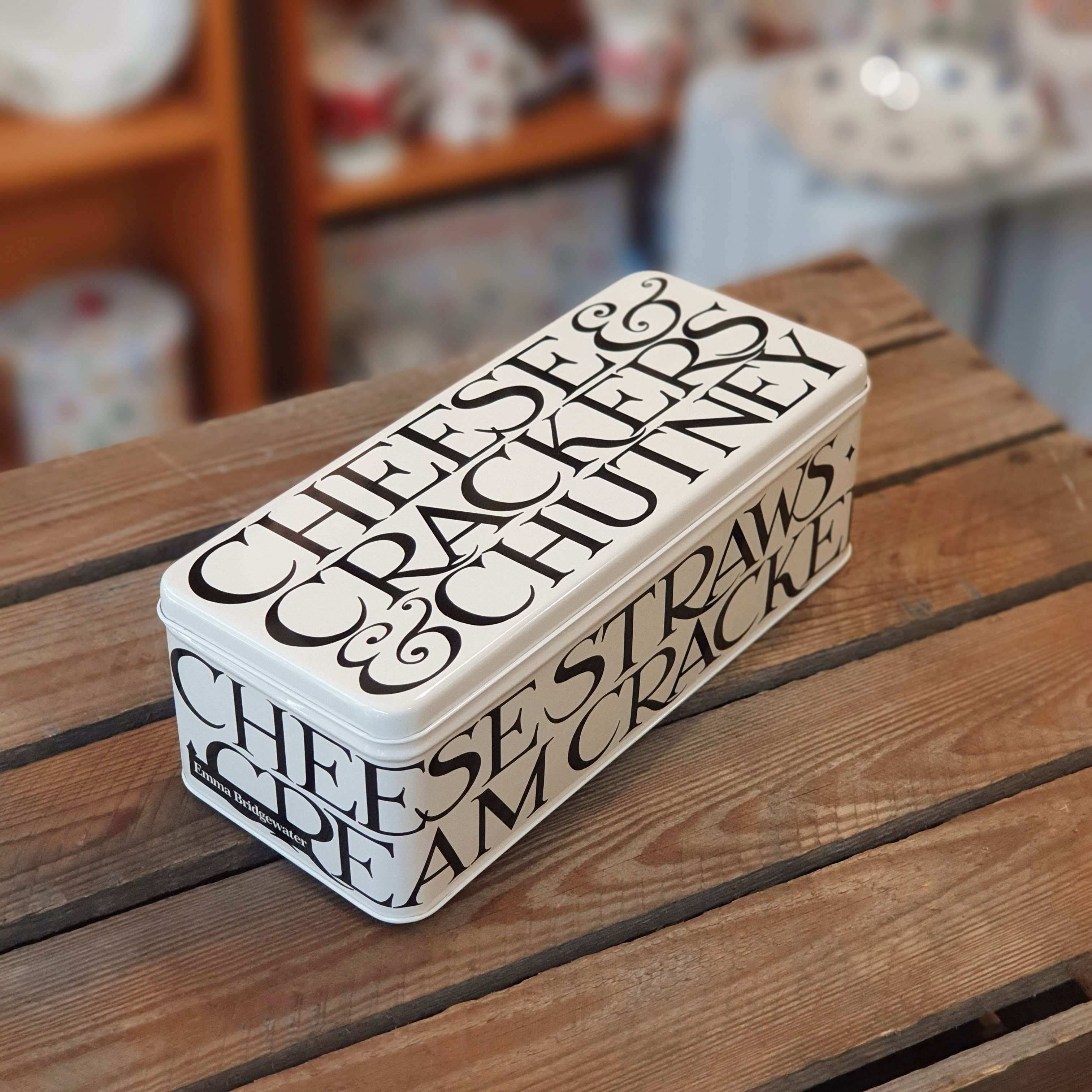emma bridgewater cheese & cracker tin