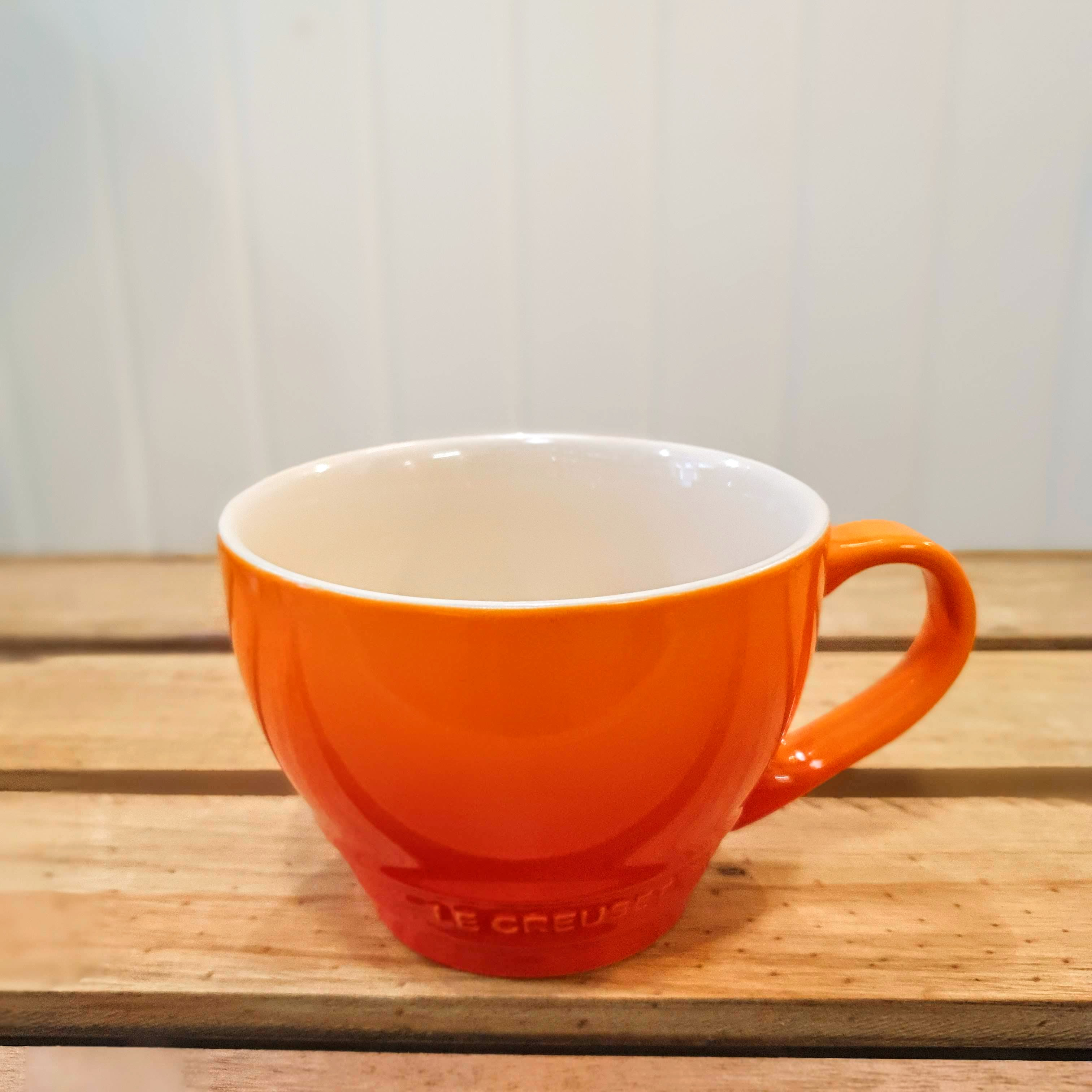 le creuset grand mug volcanic single
