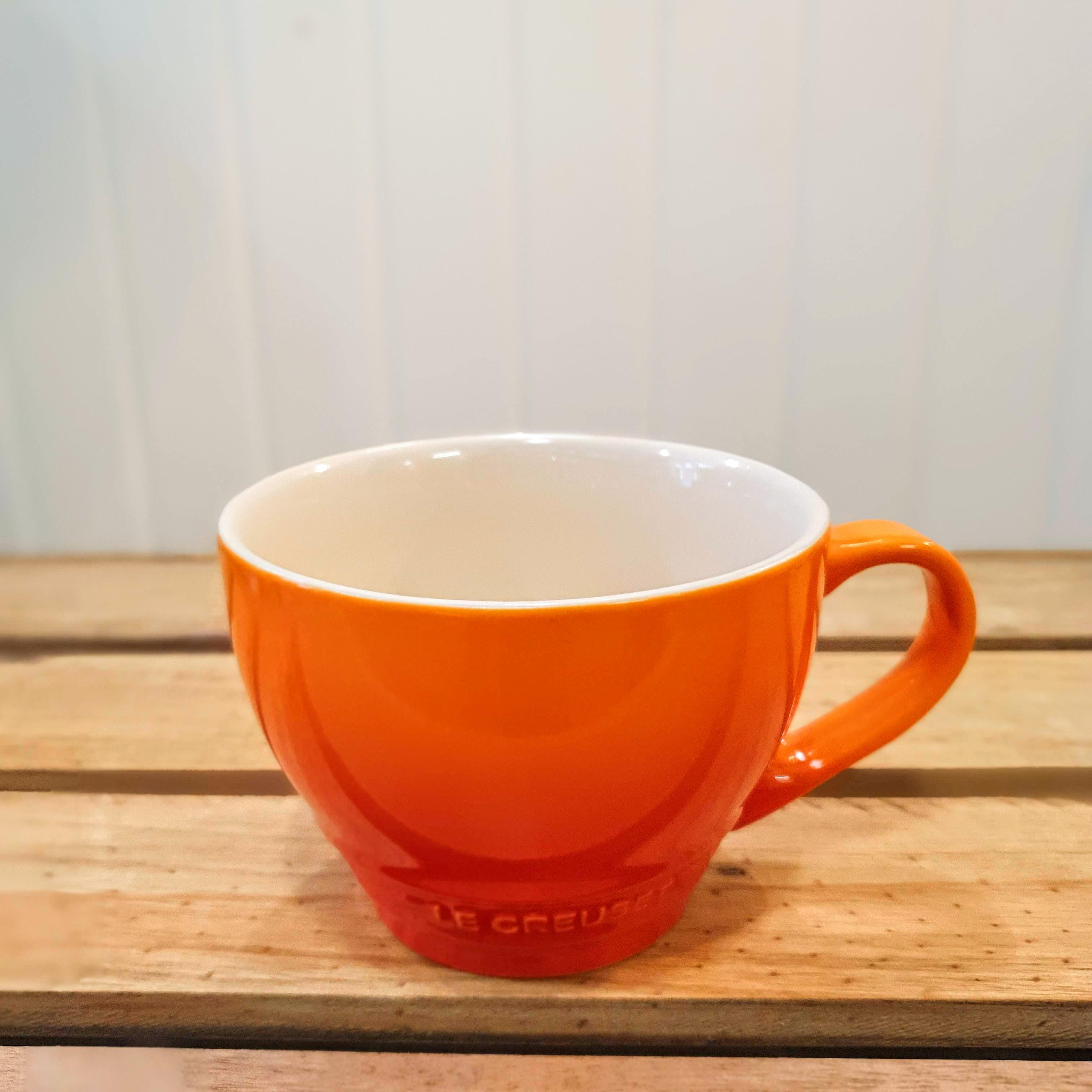 le creuset grand mug volcanic single