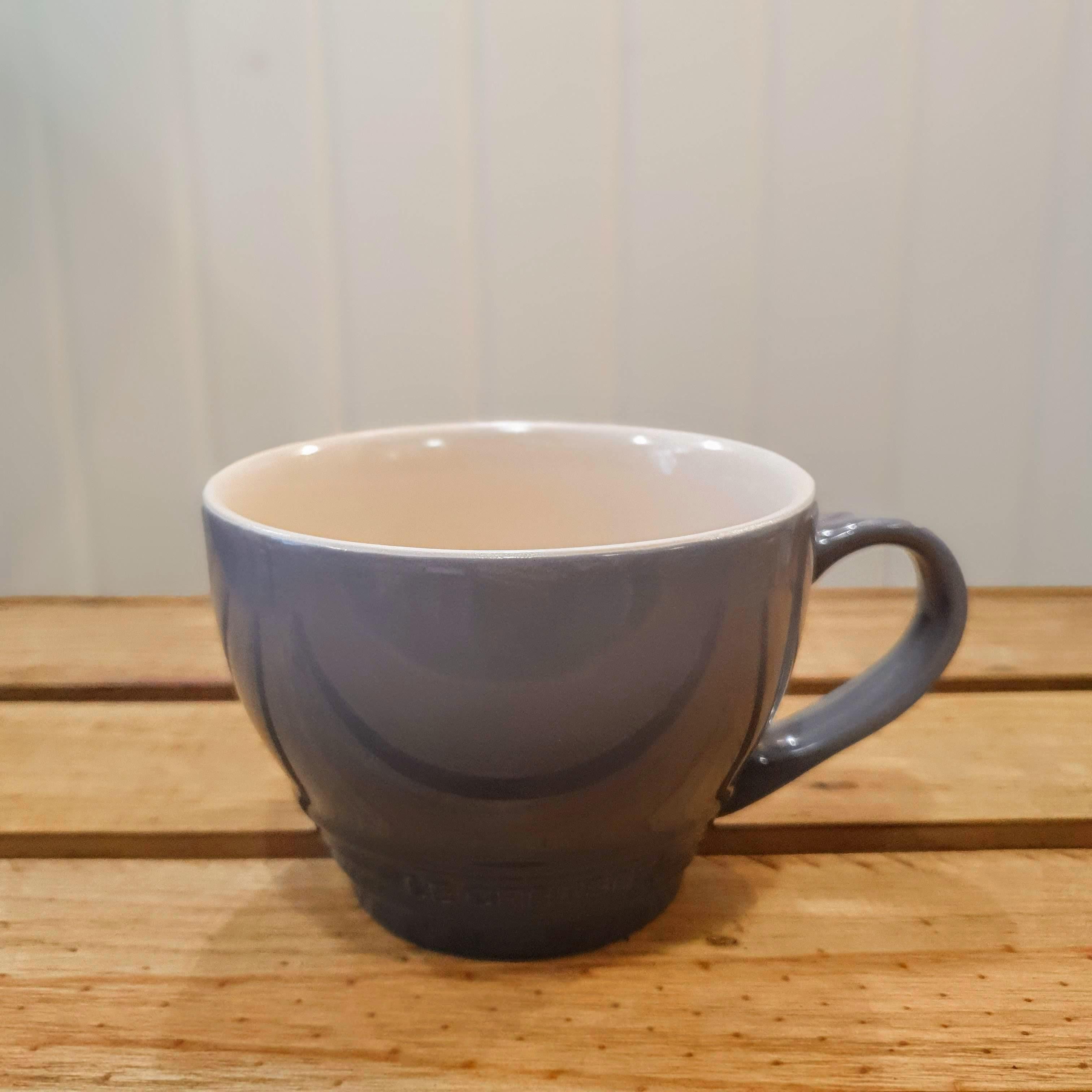 le creuset grand mug flint single