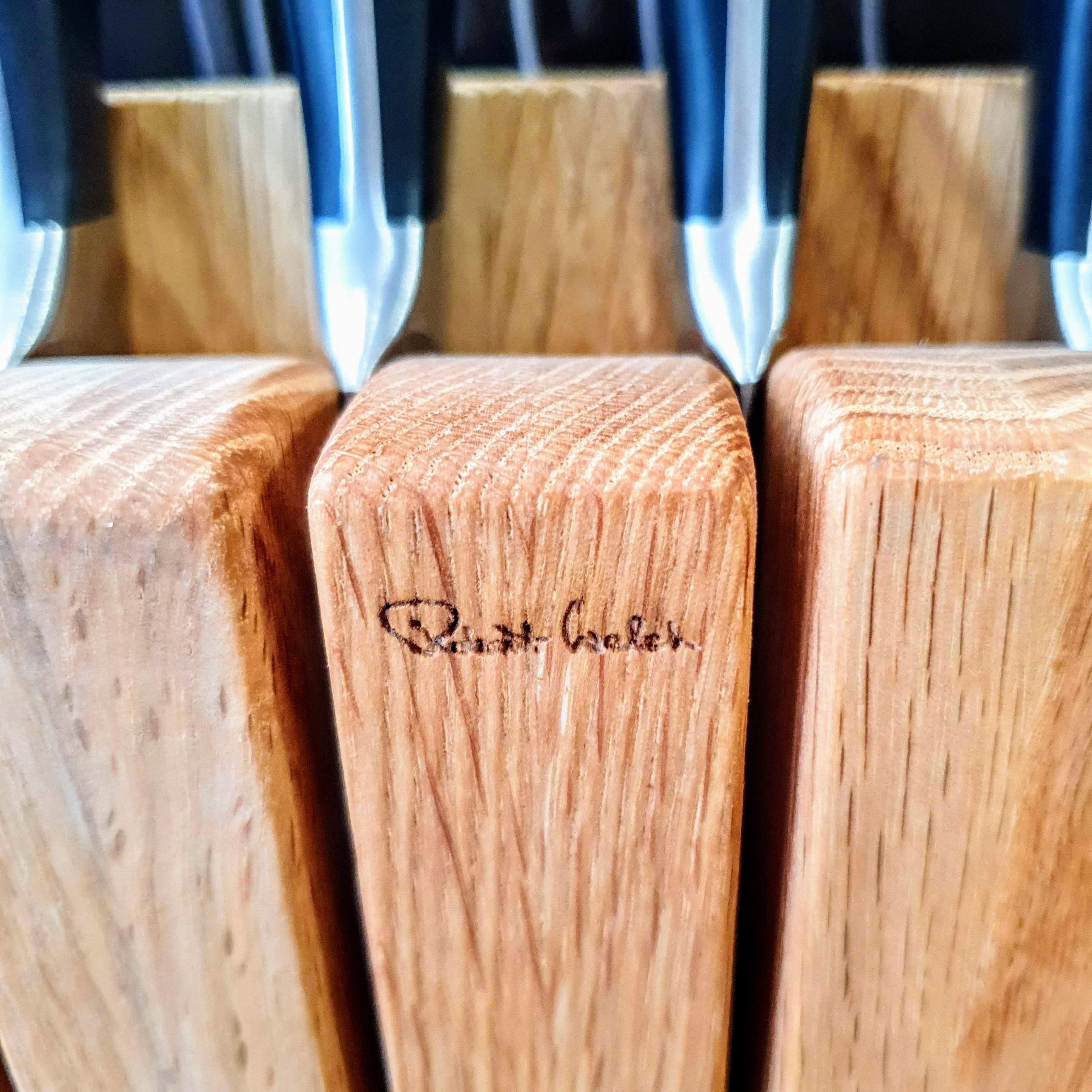 Robert Welsh Knifes close
