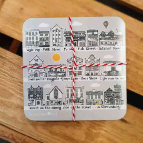 Shrewsbury Coasters