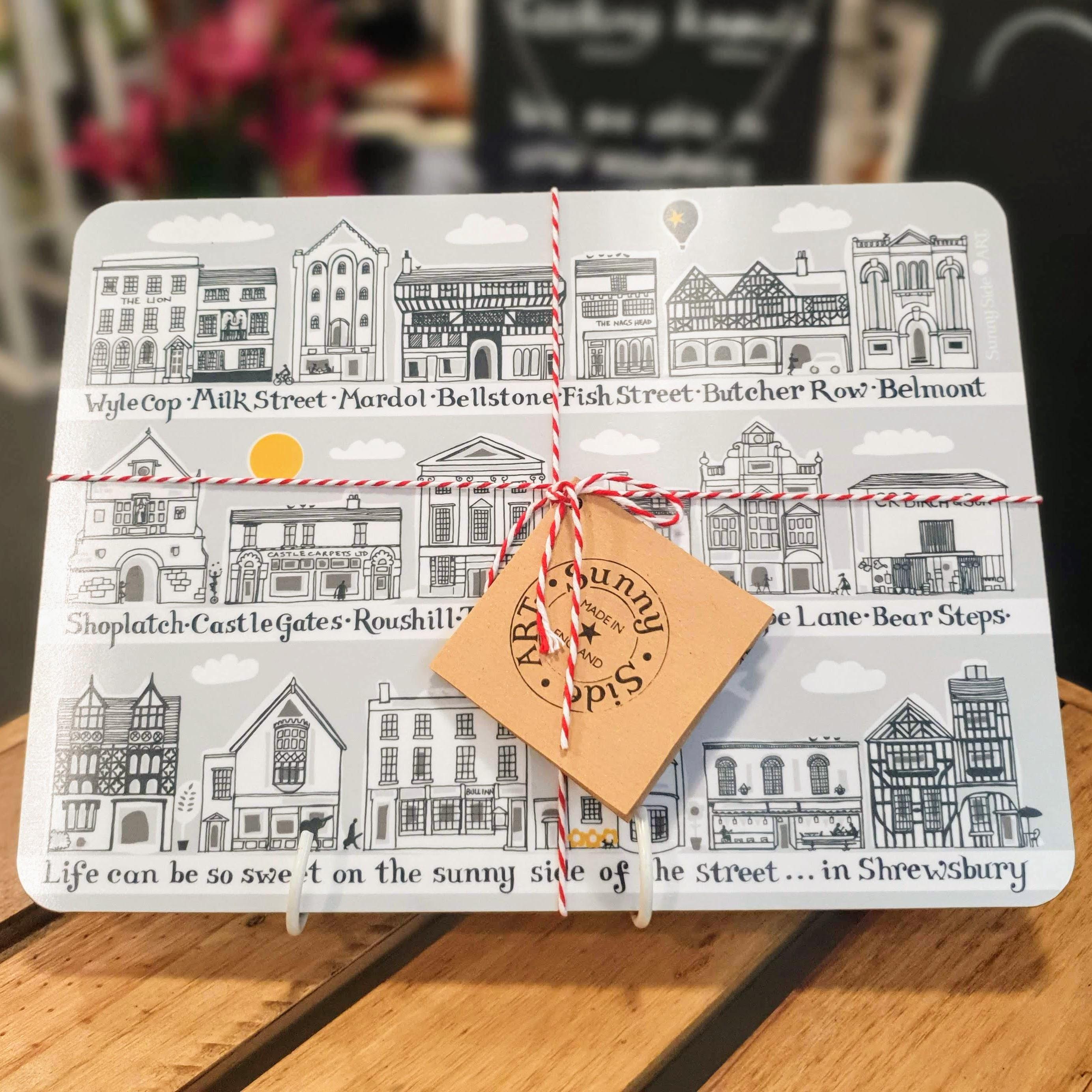 Shrewsbury placemats