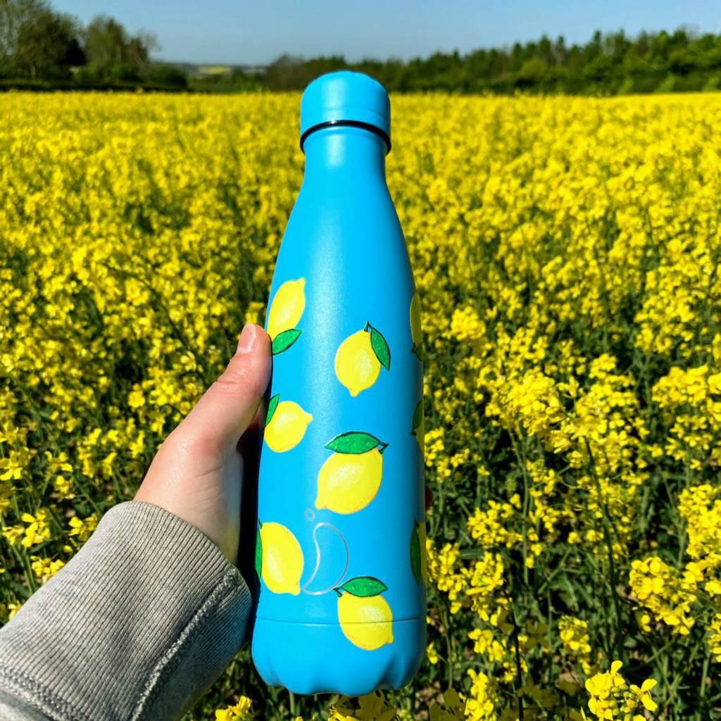 lemon Chilly's Bottle outside