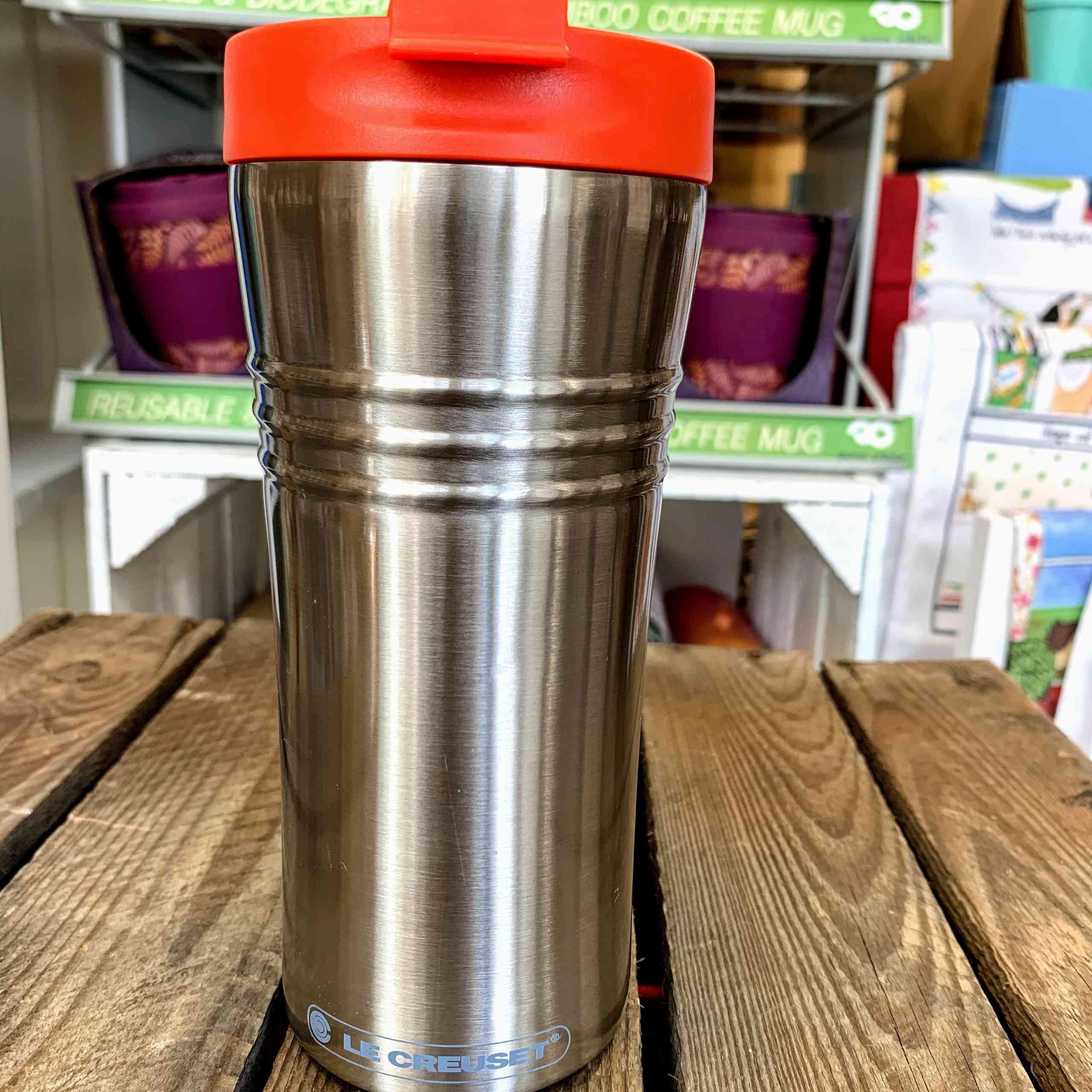 Le Creuset Travel Mug