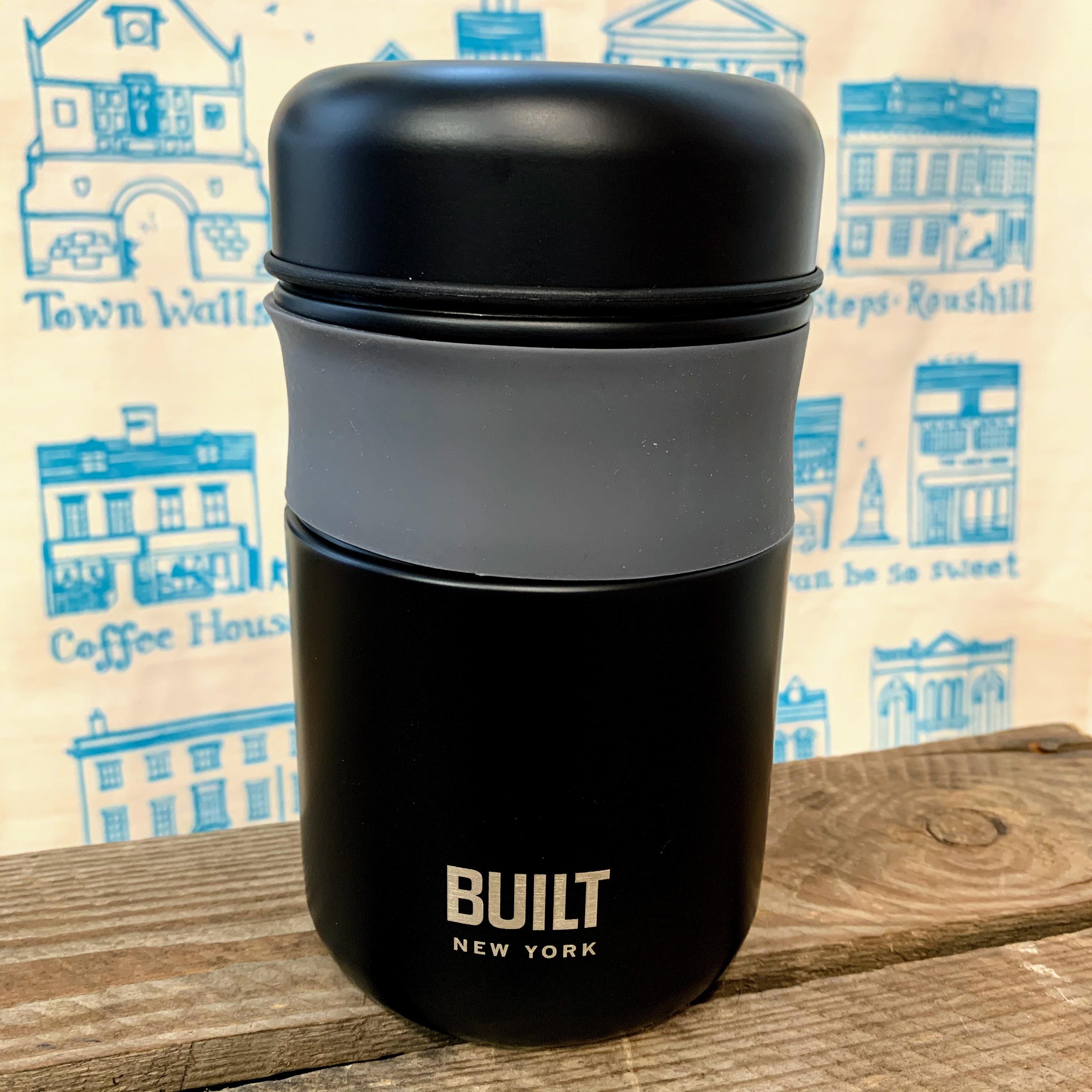 Build Food Jars - Black