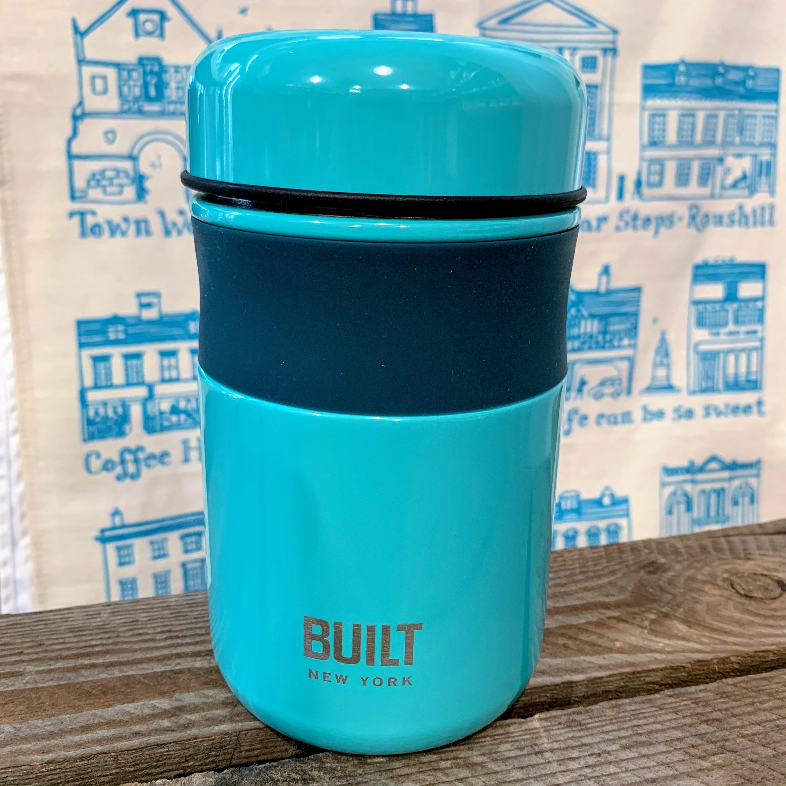 Build Food Jars - Blue