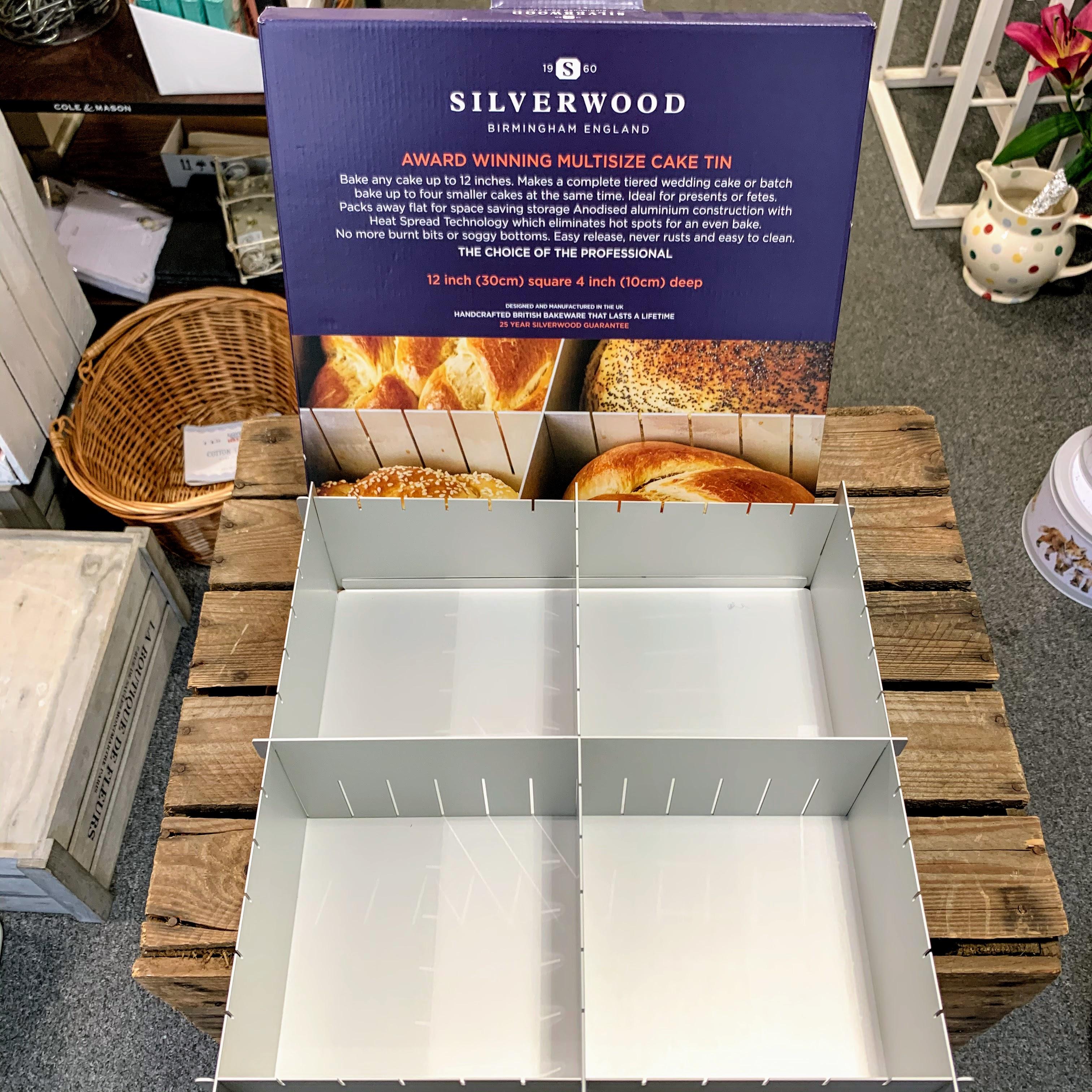 Silverwood MultiSize Cake Tin