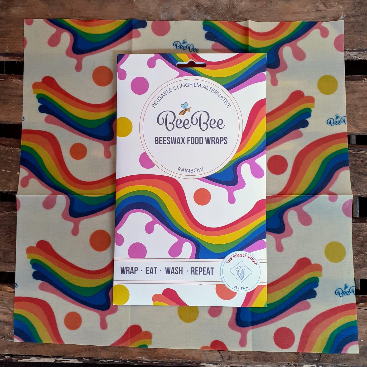Bees Wraps - Rainbow