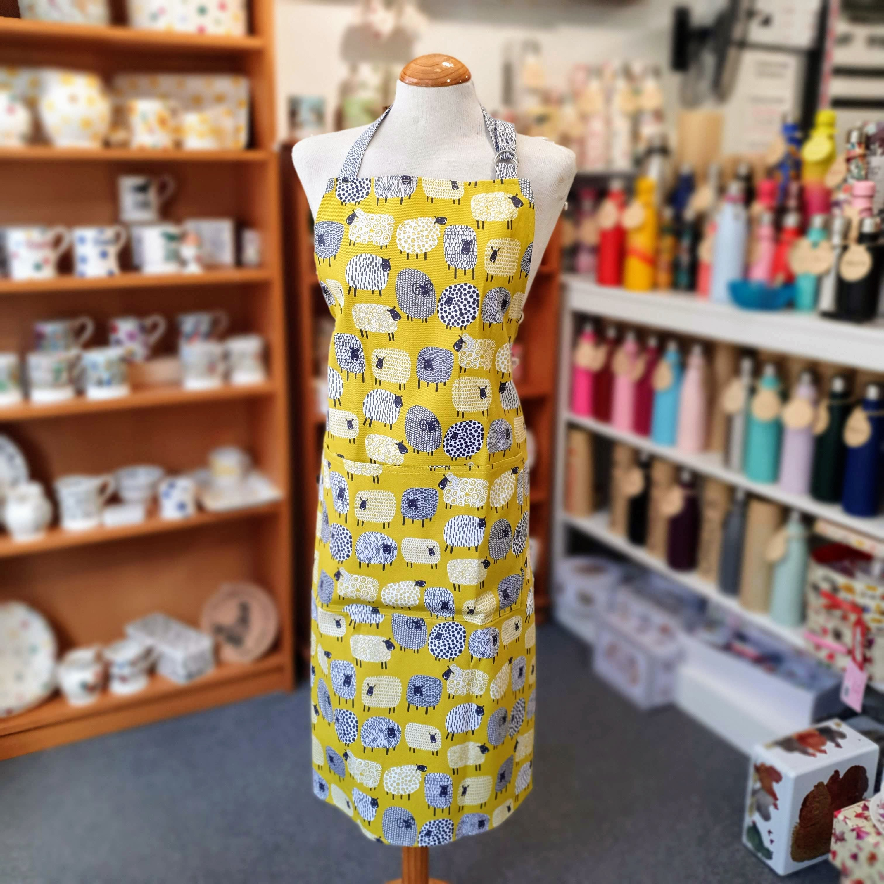 Ulster Weaver Cotton Aprons
