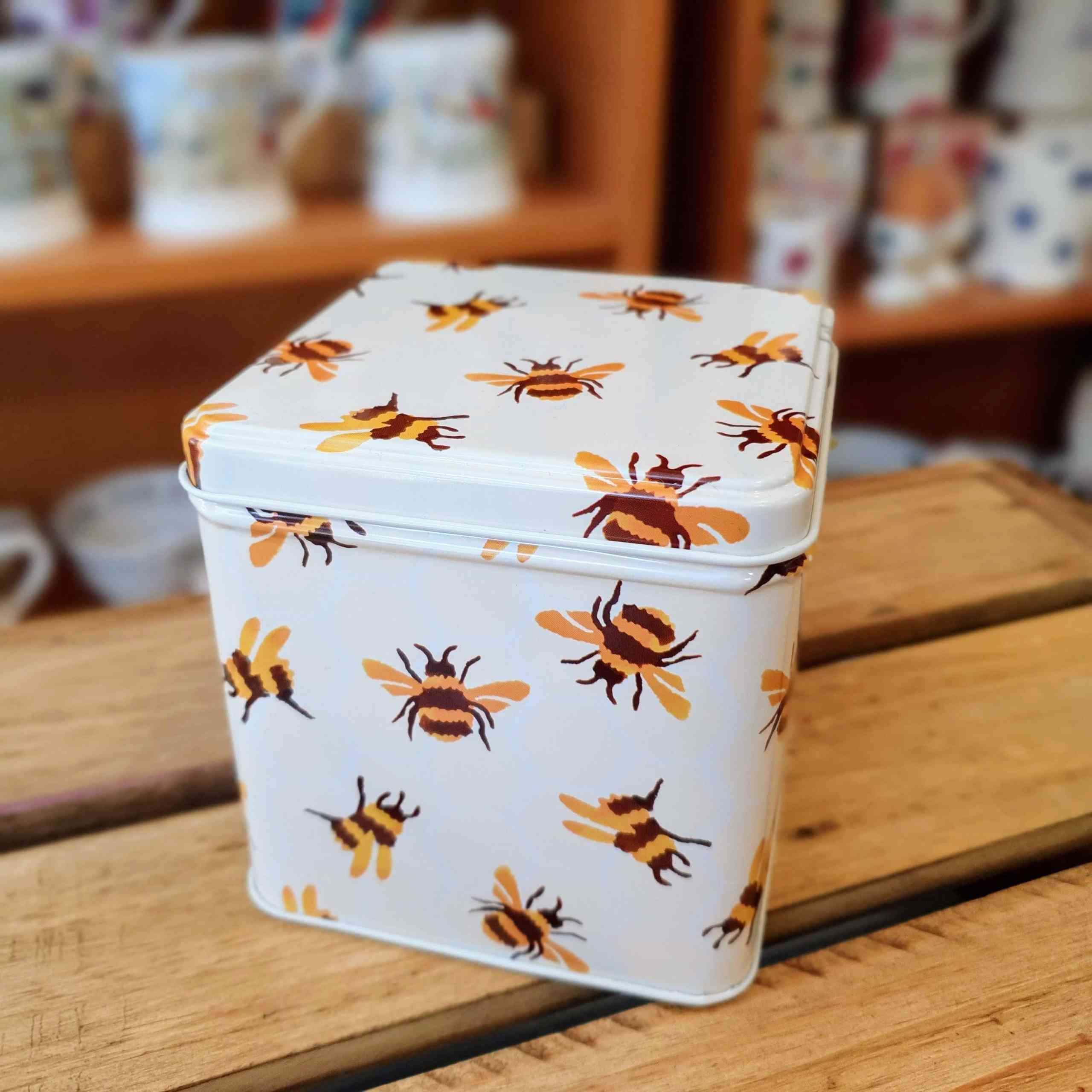 eb honeybee tin
