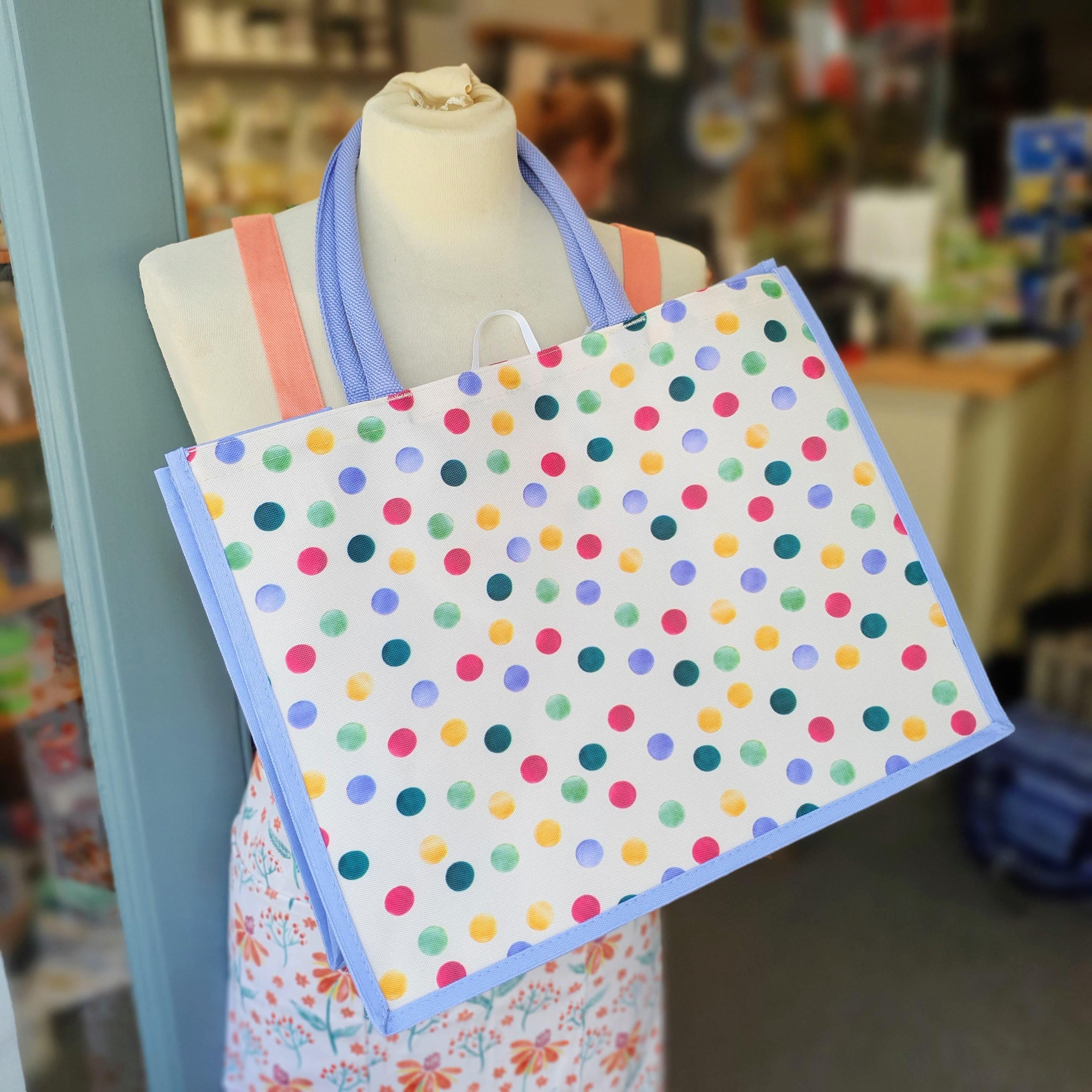 Emma Bridgewater Shopping Bag - Polka Dot