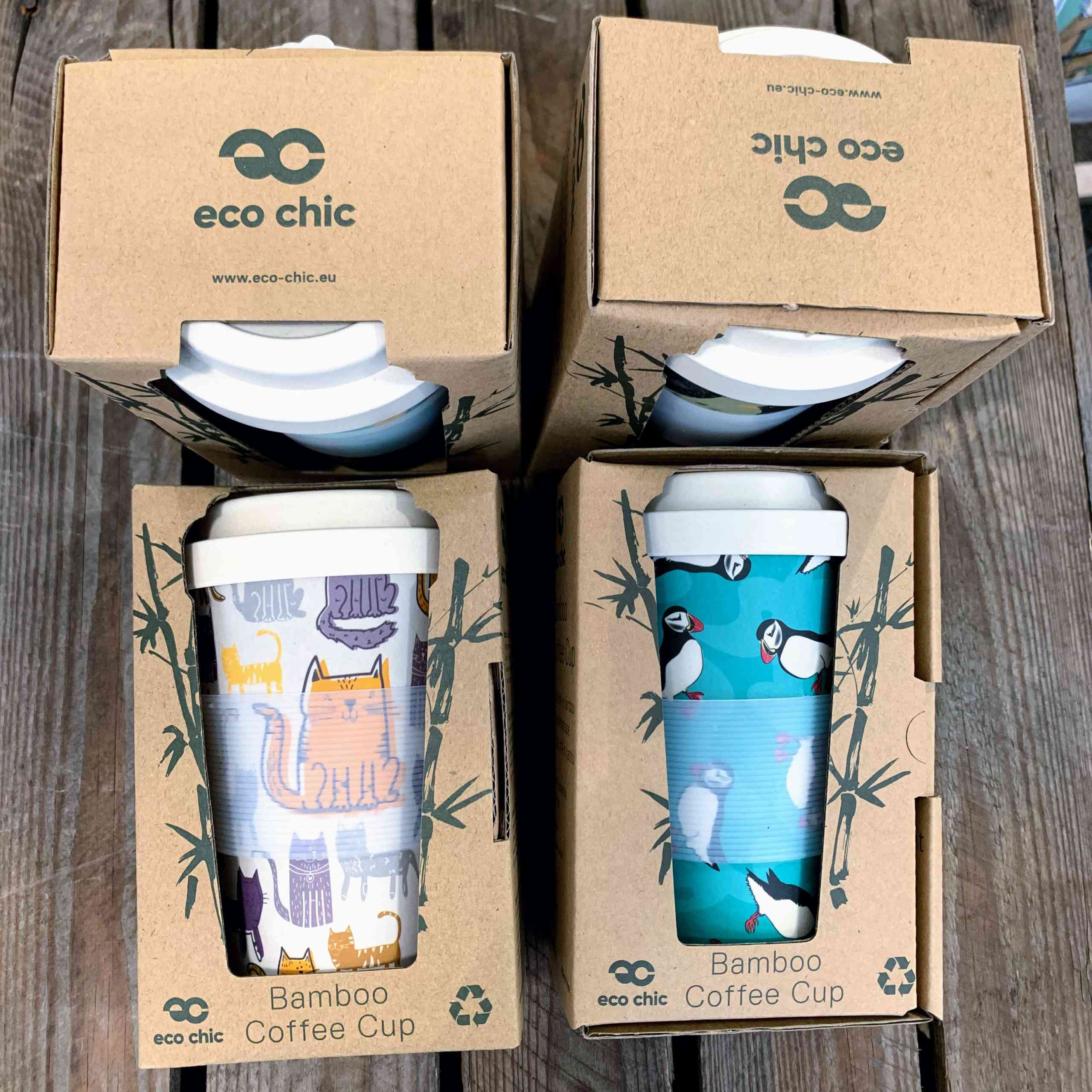 Eco Chic Bamboo Cup