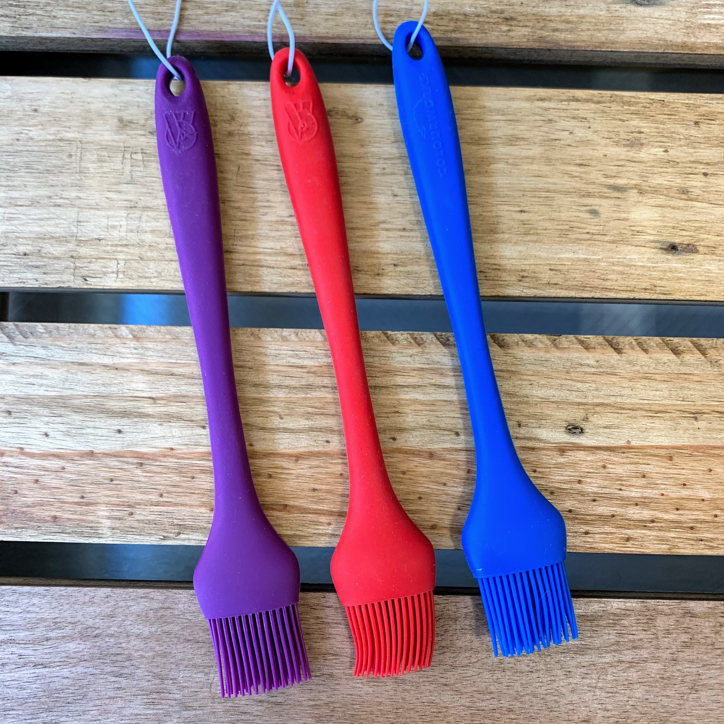 Mini Silicone Pastry Brushes