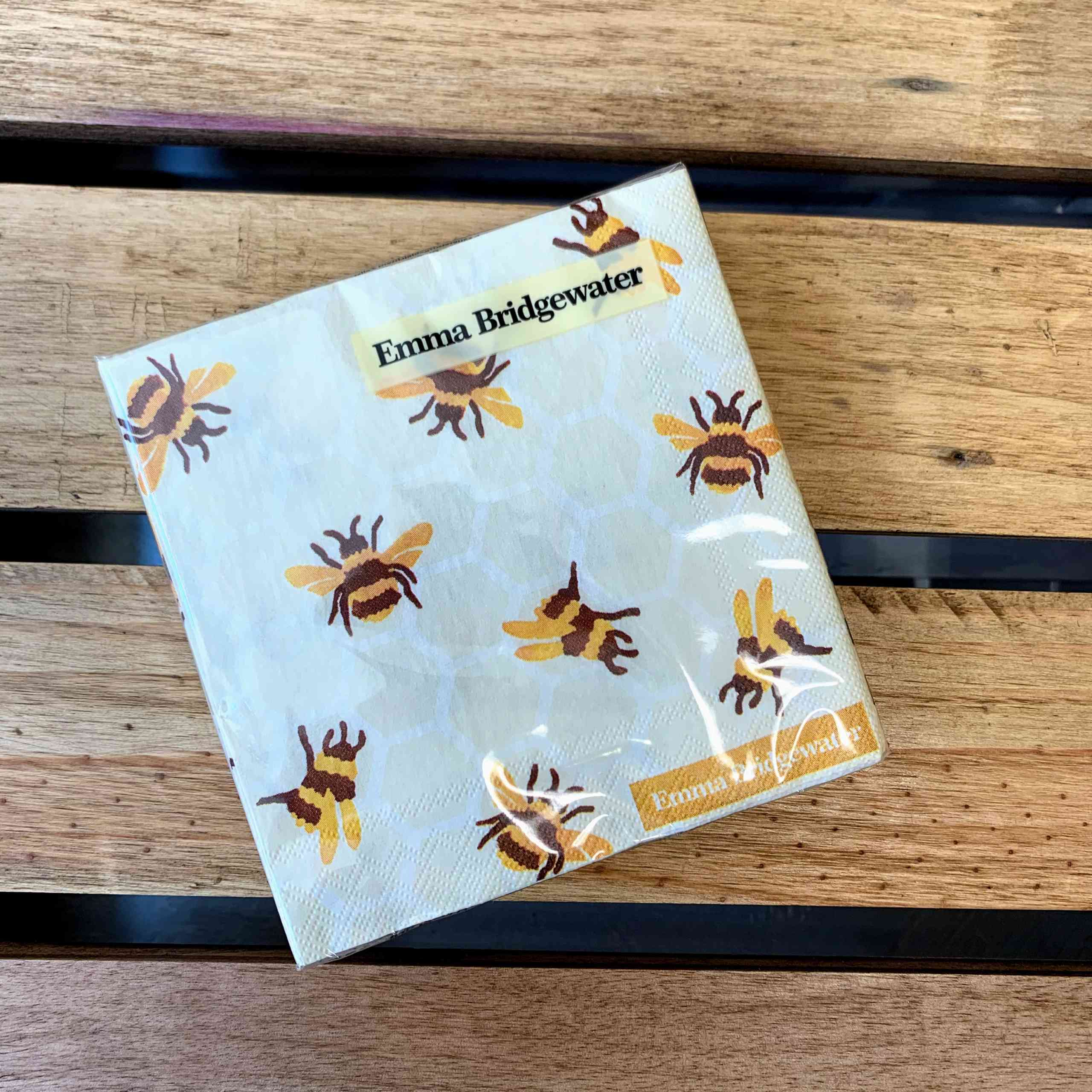 Emma Bridgewater Napkins - Bees