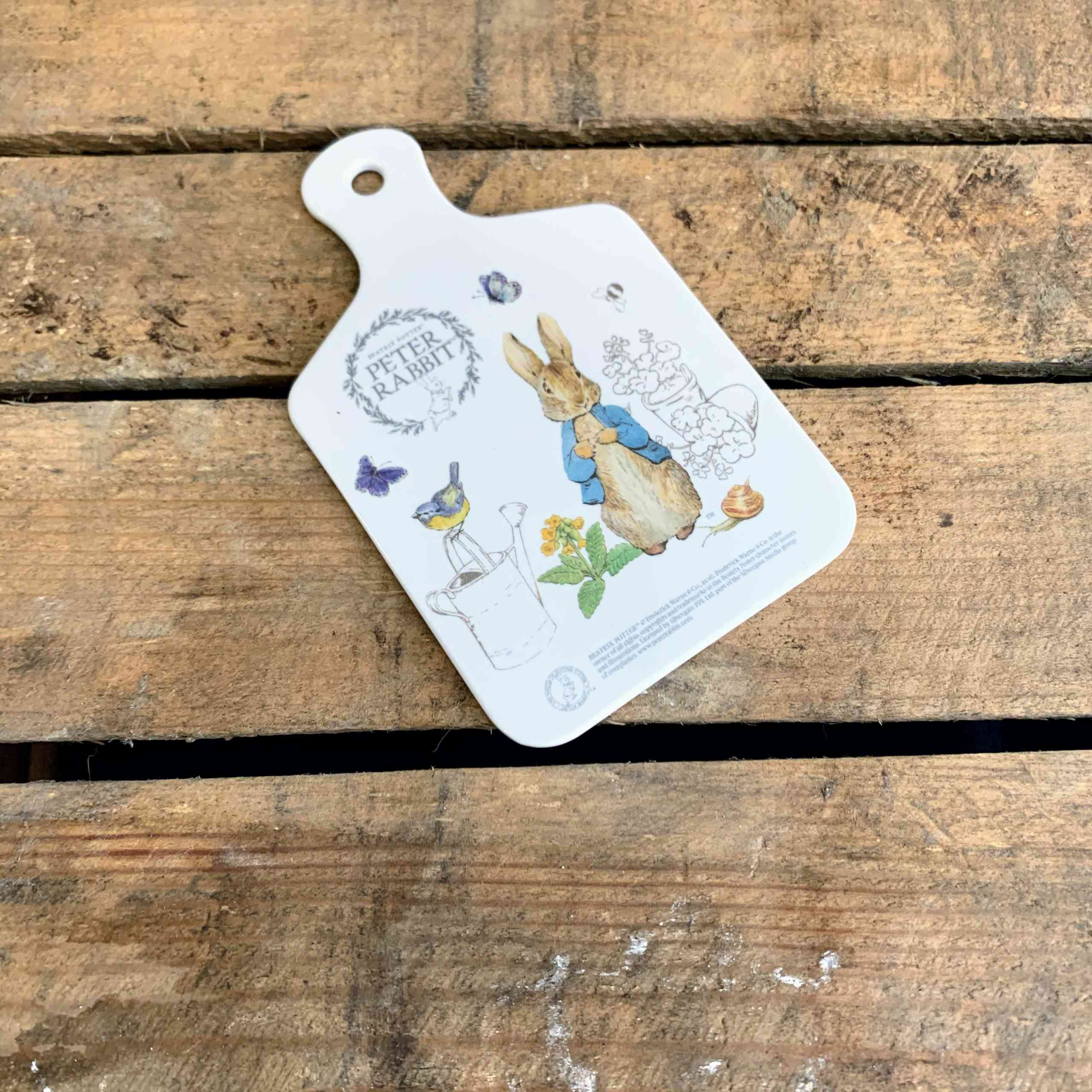 Peter Rabbit Mini Chopping Board