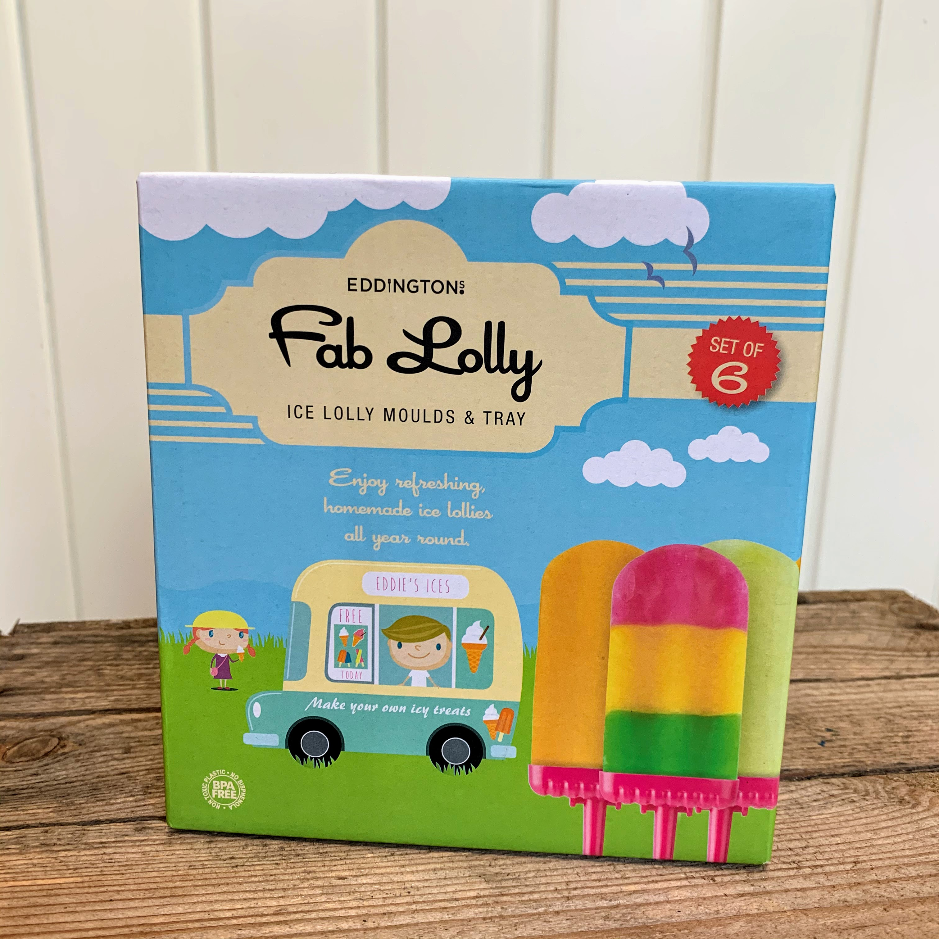 Ice Lolly Maker