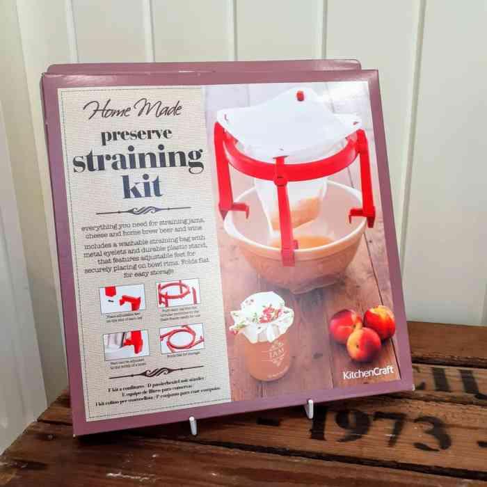 Straining Kit