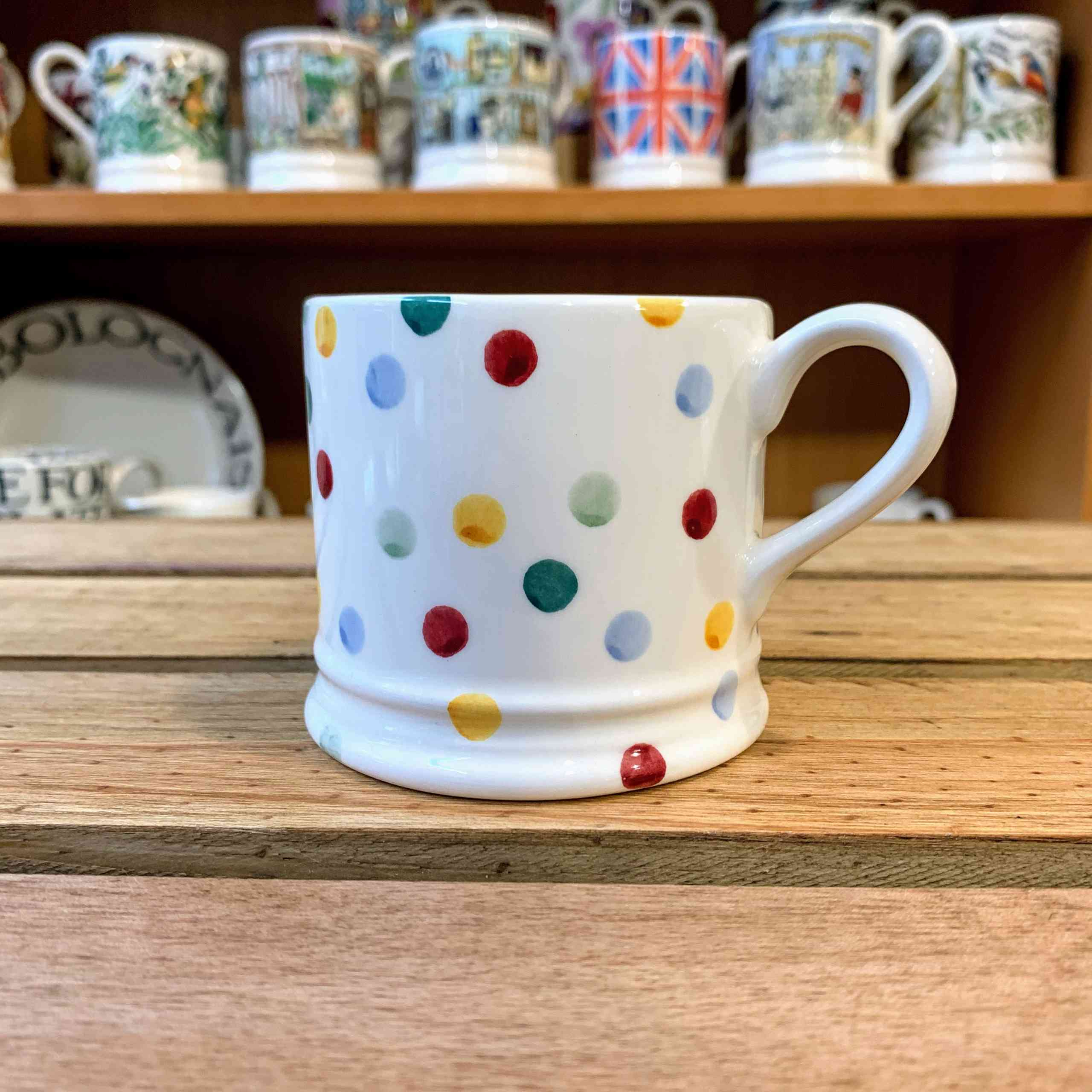 Emma Bridgewater Small Mini Polka Dot Mug