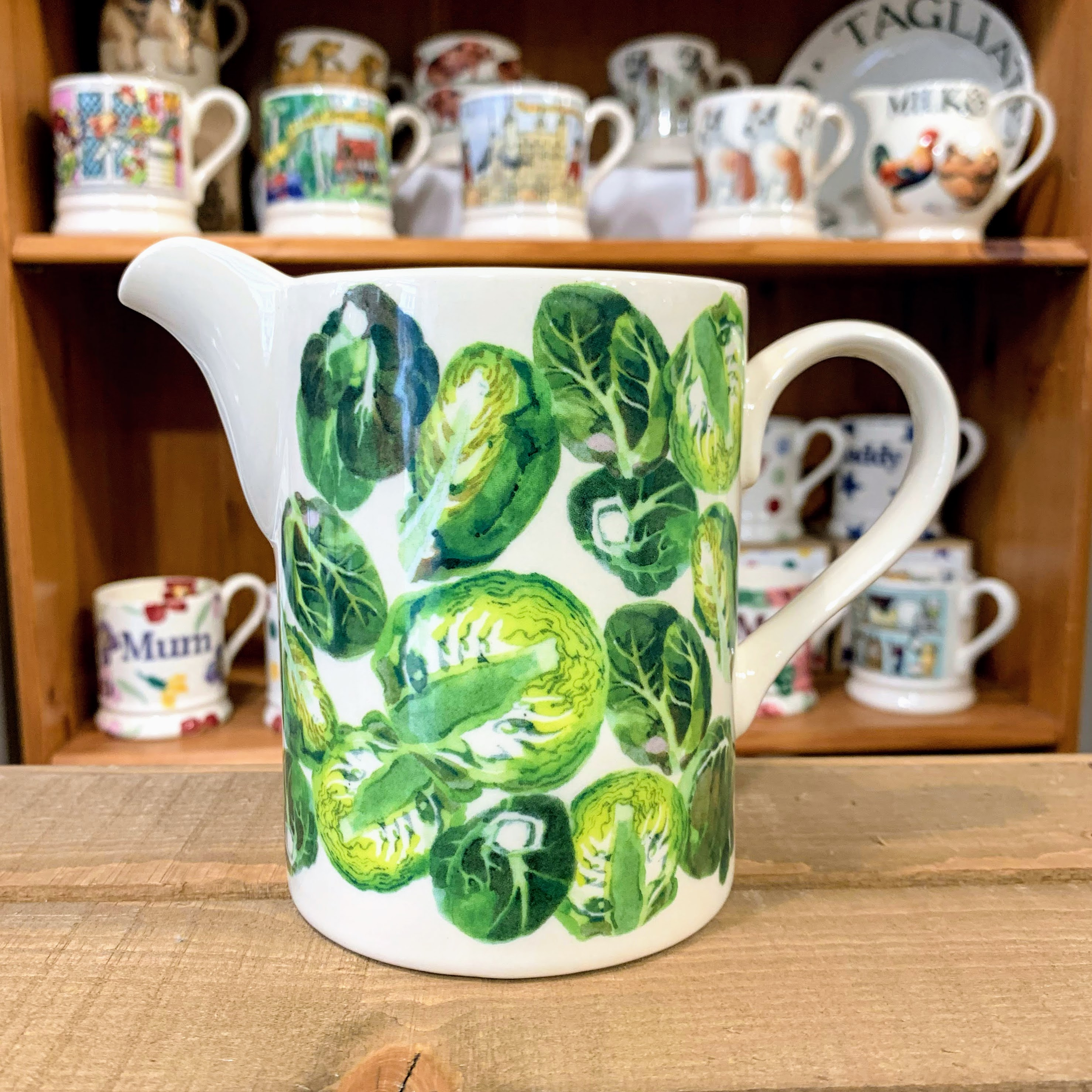 Emma Bridgewater Christmas Sprout Jug