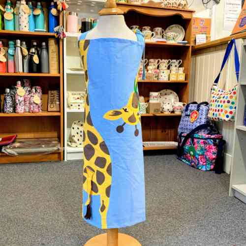 Child's Giraffe Apron