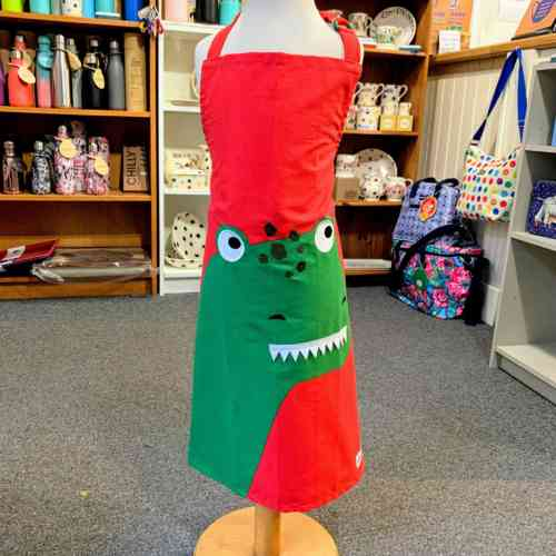 Child's Dinosaur Apron