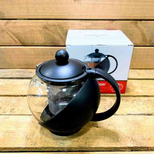 Café Ole Tea Pot with Infuser
