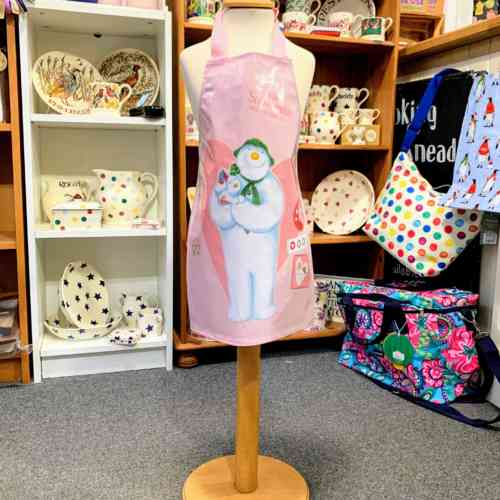 The Snowman Aprons