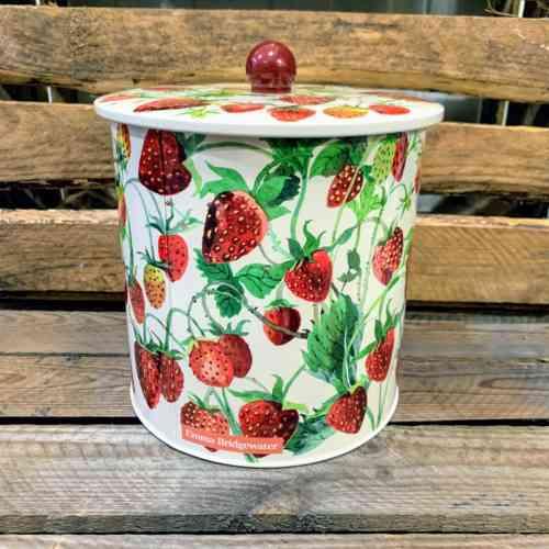 Emma Bridgewater Strawberry Biscuit Barrel