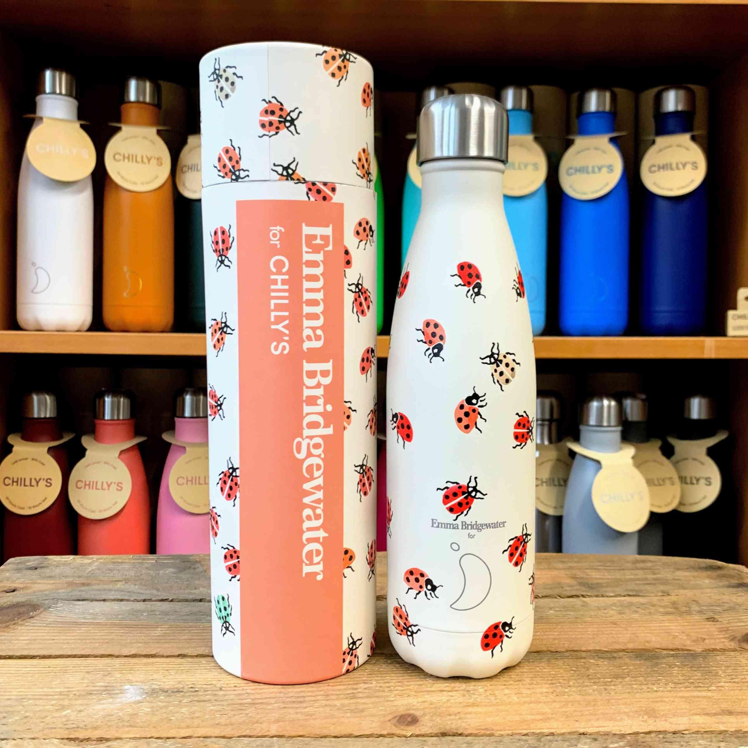 Emma Bridgewater Ladybirds Chilly's Bottle